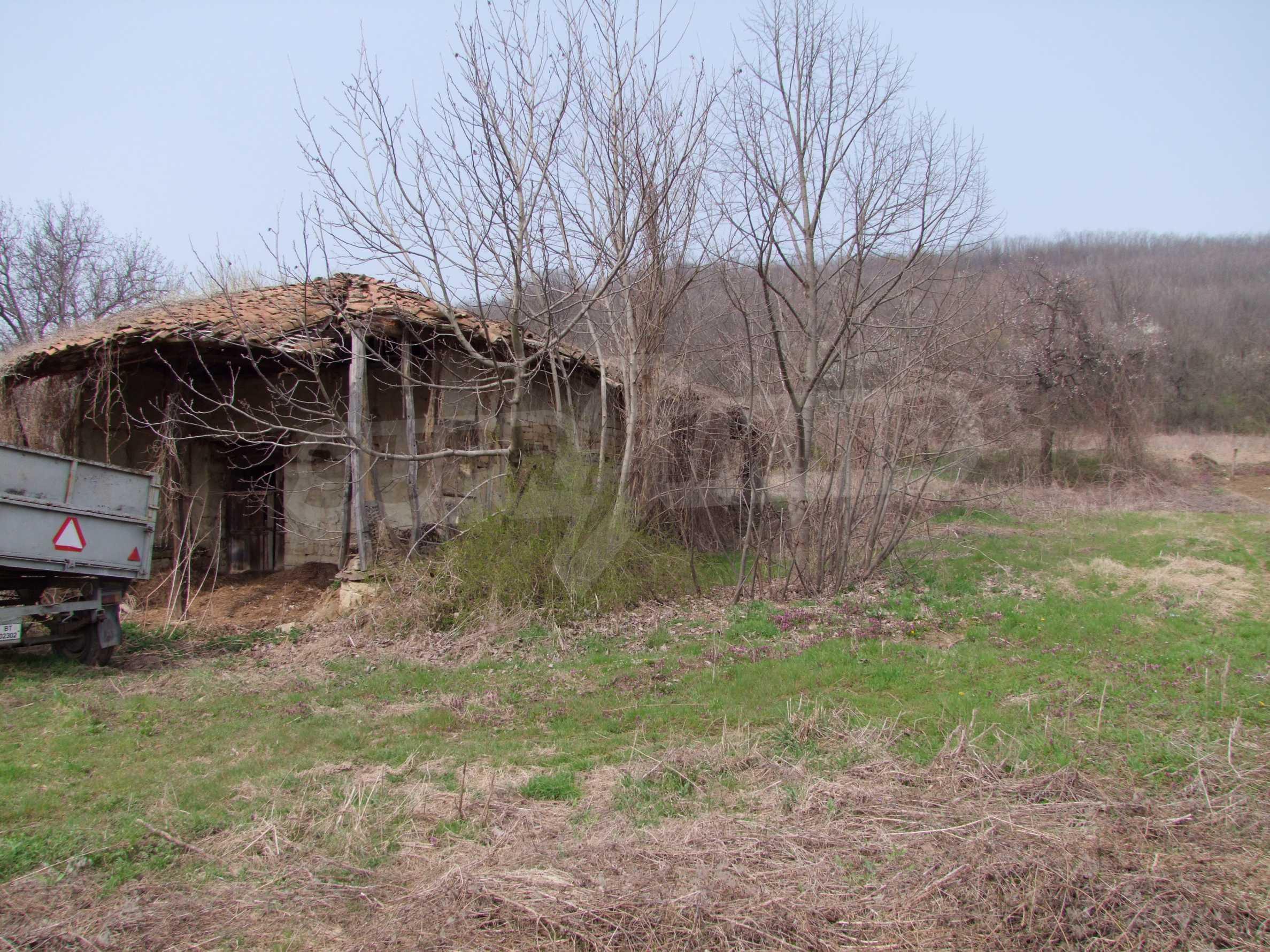 Regulated plot of land in a wonderful village near Veliko Tarnovo