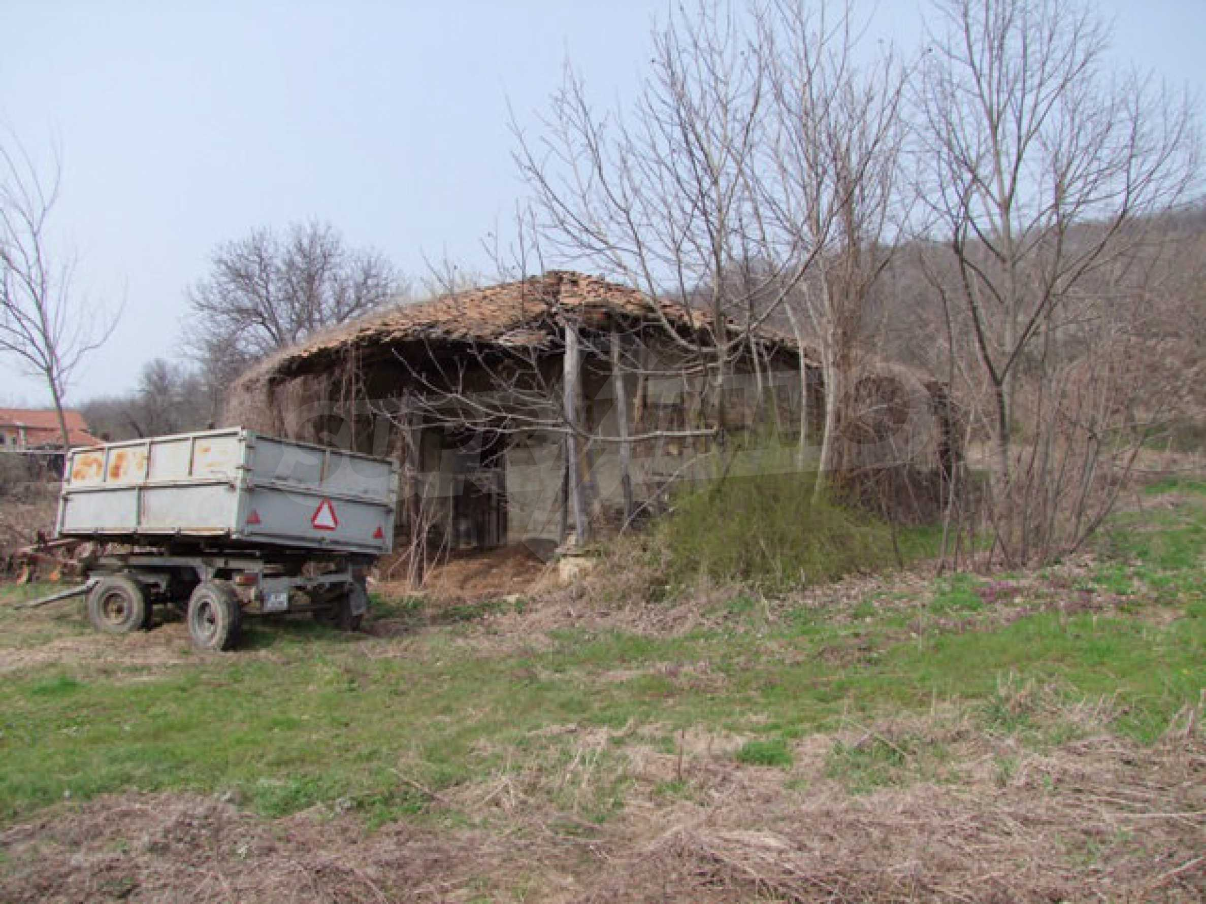 Regulated plot of land in a wonderful village near Veliko Tarnovo 10