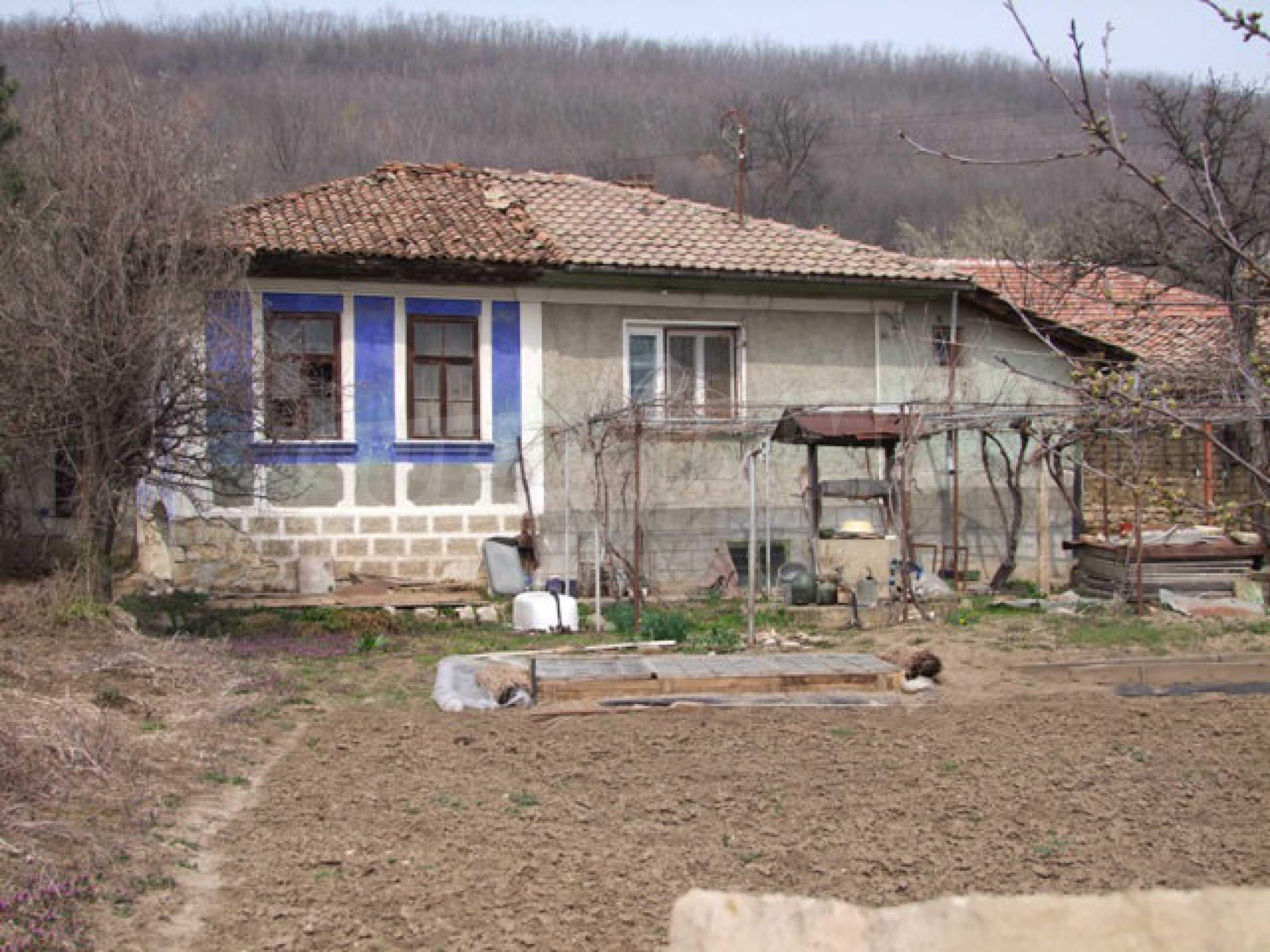Regulated plot of land in a wonderful village near Veliko Tarnovo 14