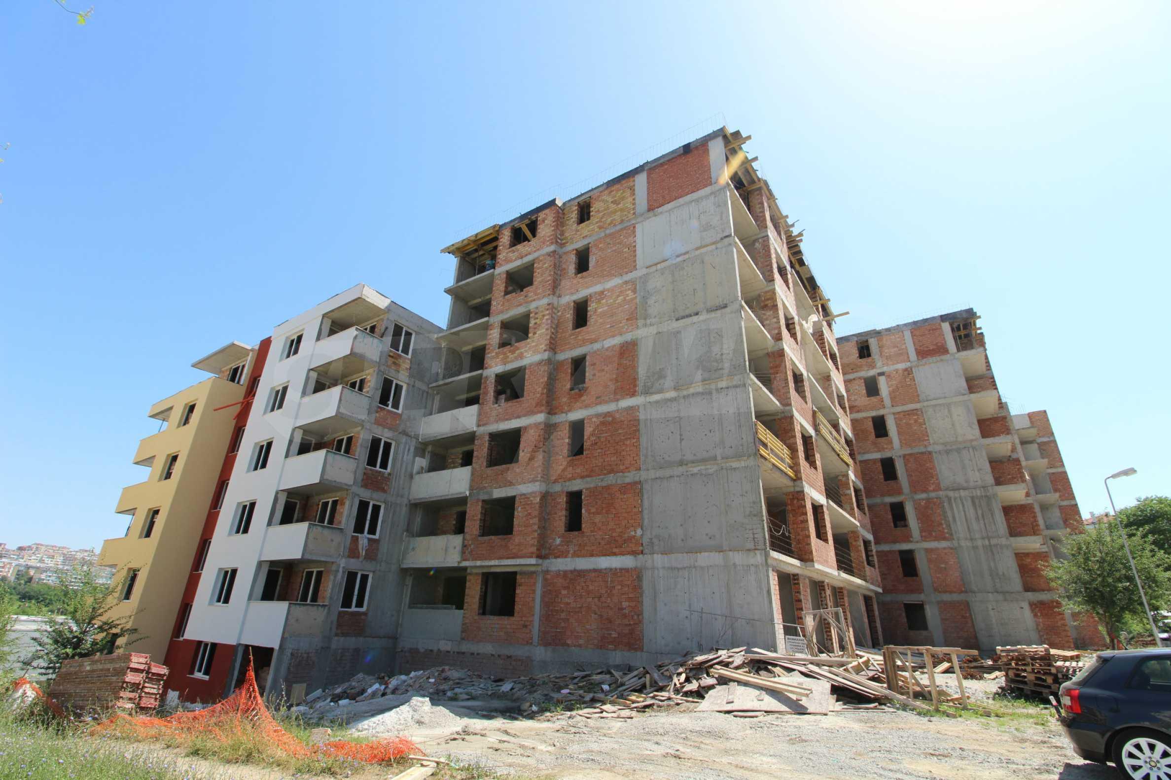 Нова жилищна сграда в гр. Велико Търново 12