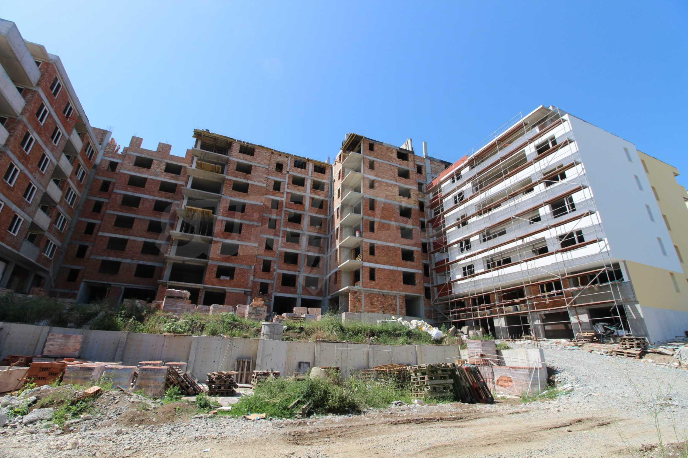 Нова жилищна сграда в гр. Велико Търново 1