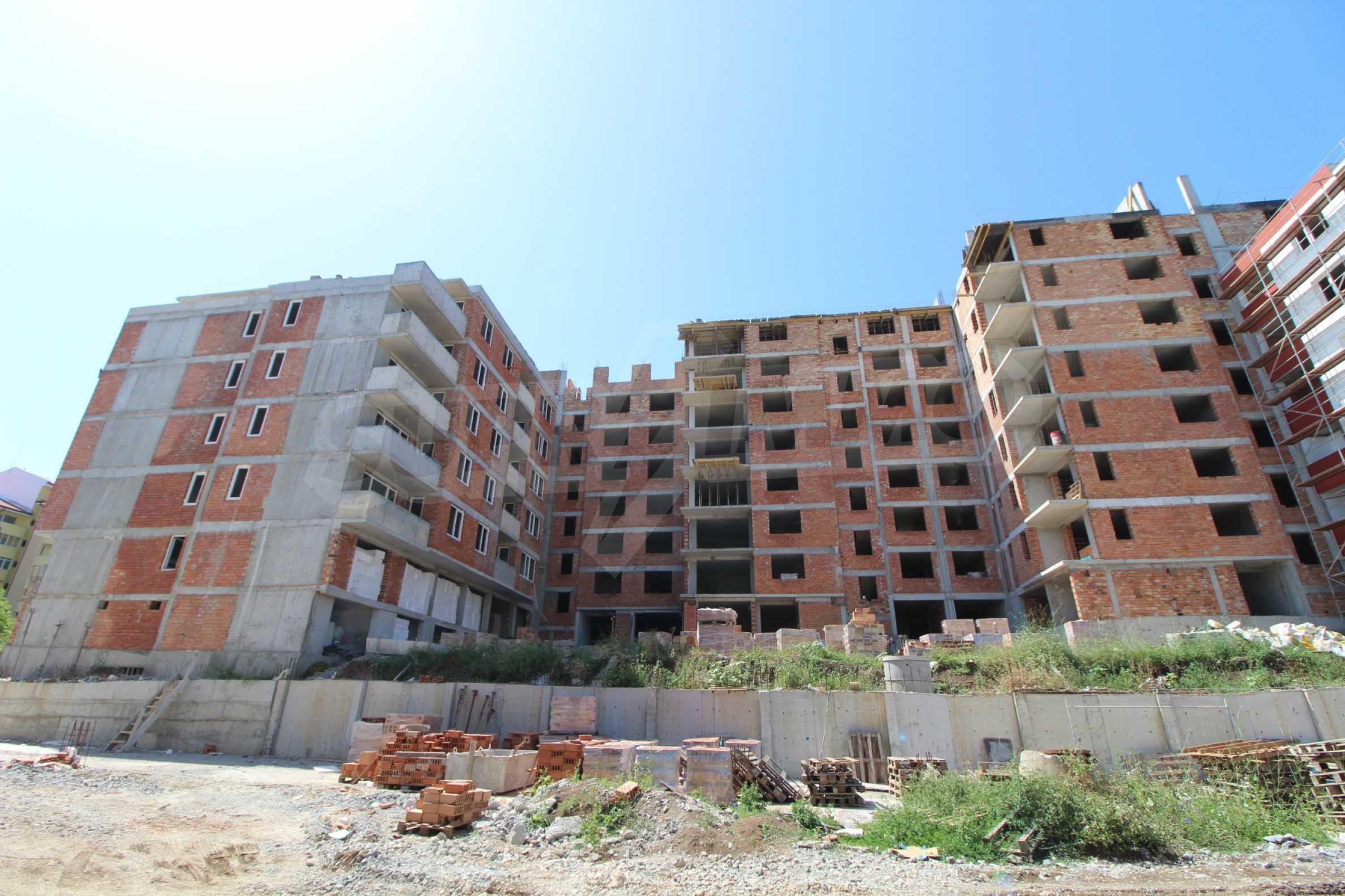 Нова жилищна сграда в гр. Велико Търново 2