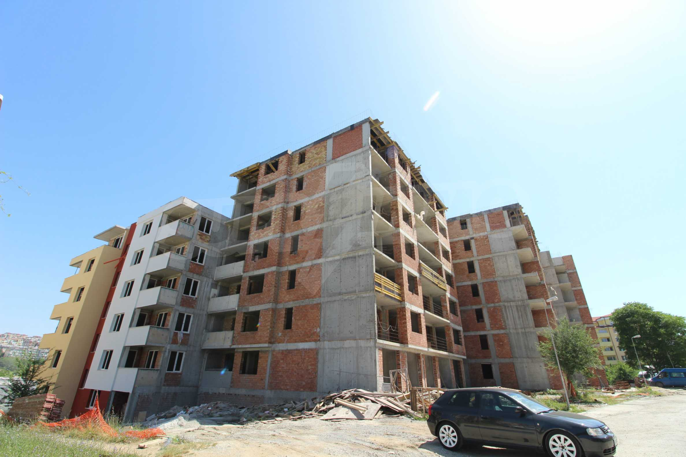 Нова жилищна сграда в гр. Велико Търново 3