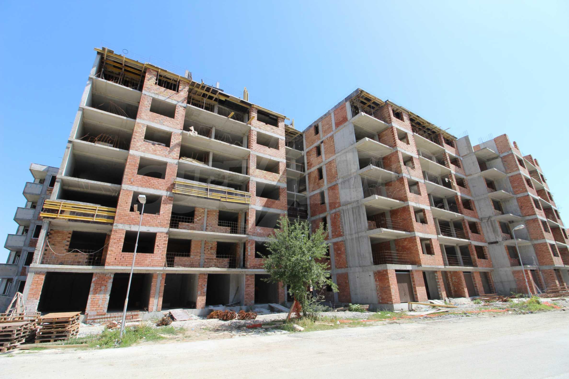 Нова жилищна сграда в гр. Велико Търново 4