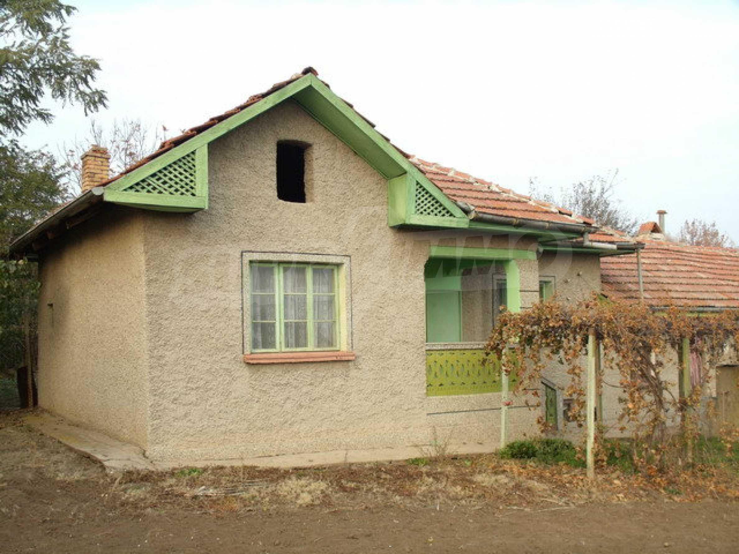 Haus mit großem Garten in einem schönen Dorf in der Nähe von Pavlikeni 3