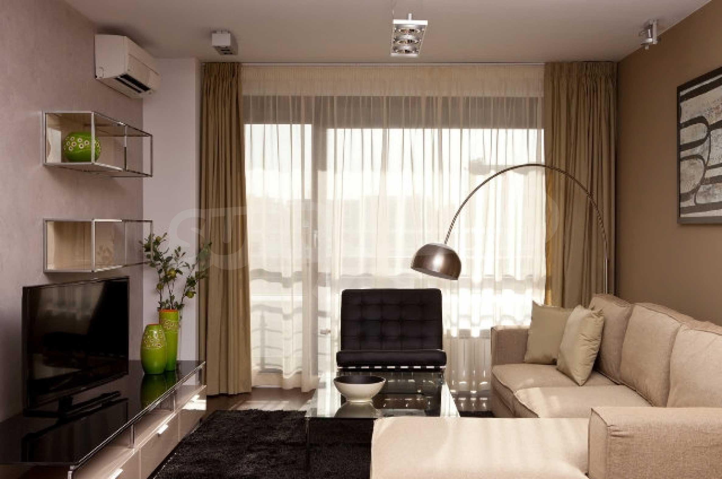 Apartments Boulevard Residence