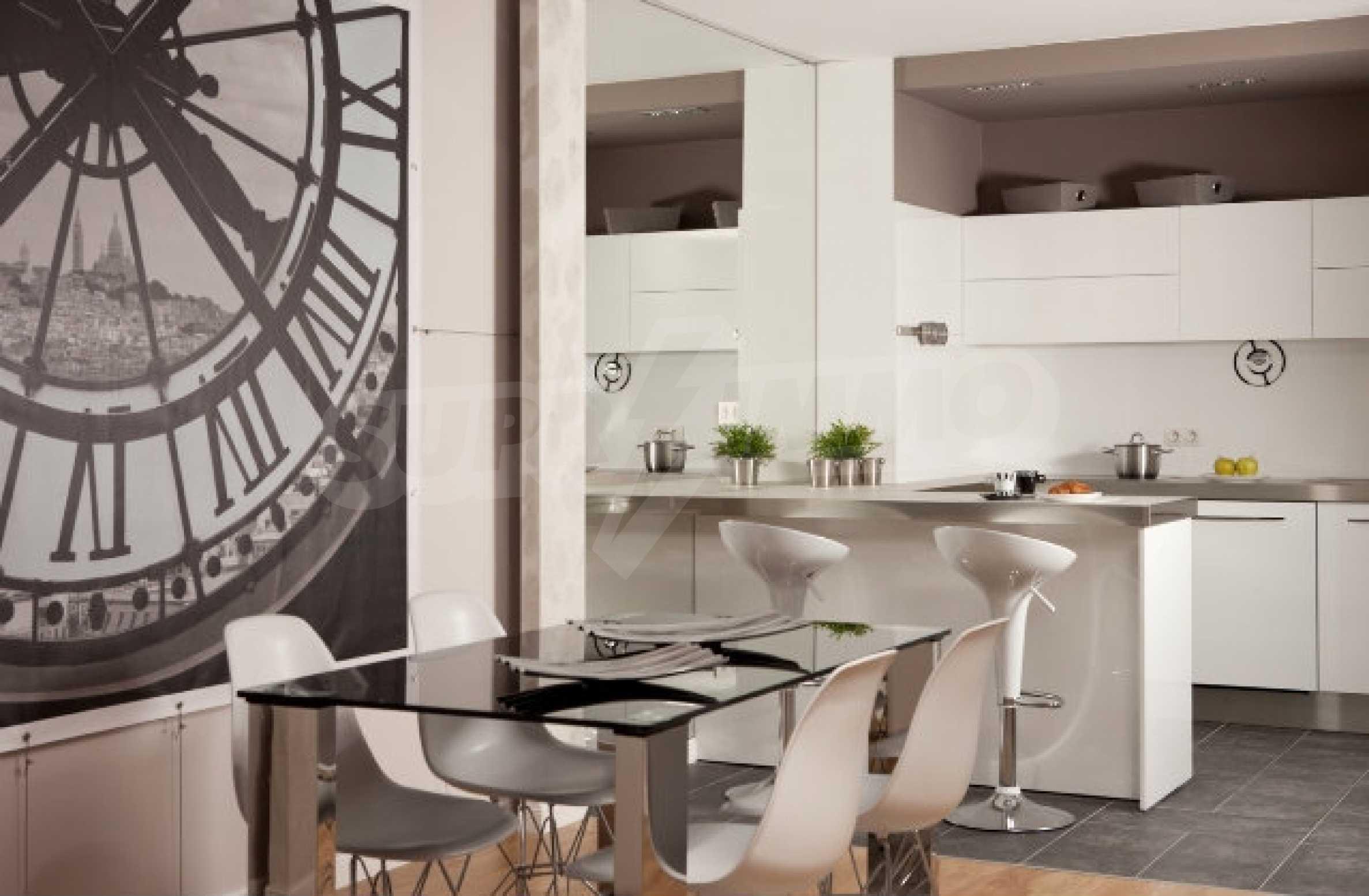 Apartments Boulevard Residence 10