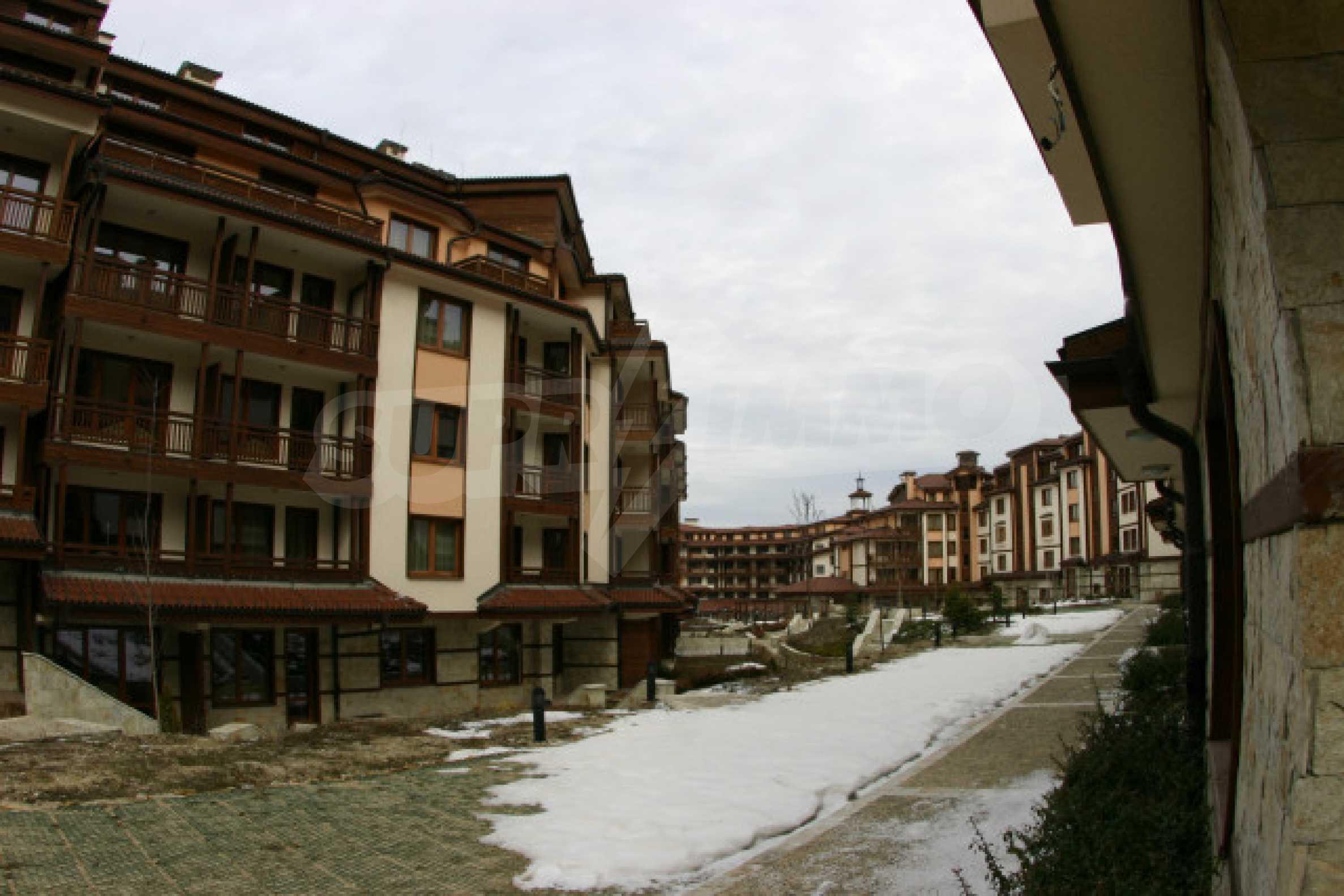 Двухкомнатный апартамент на продажу в Банско 11