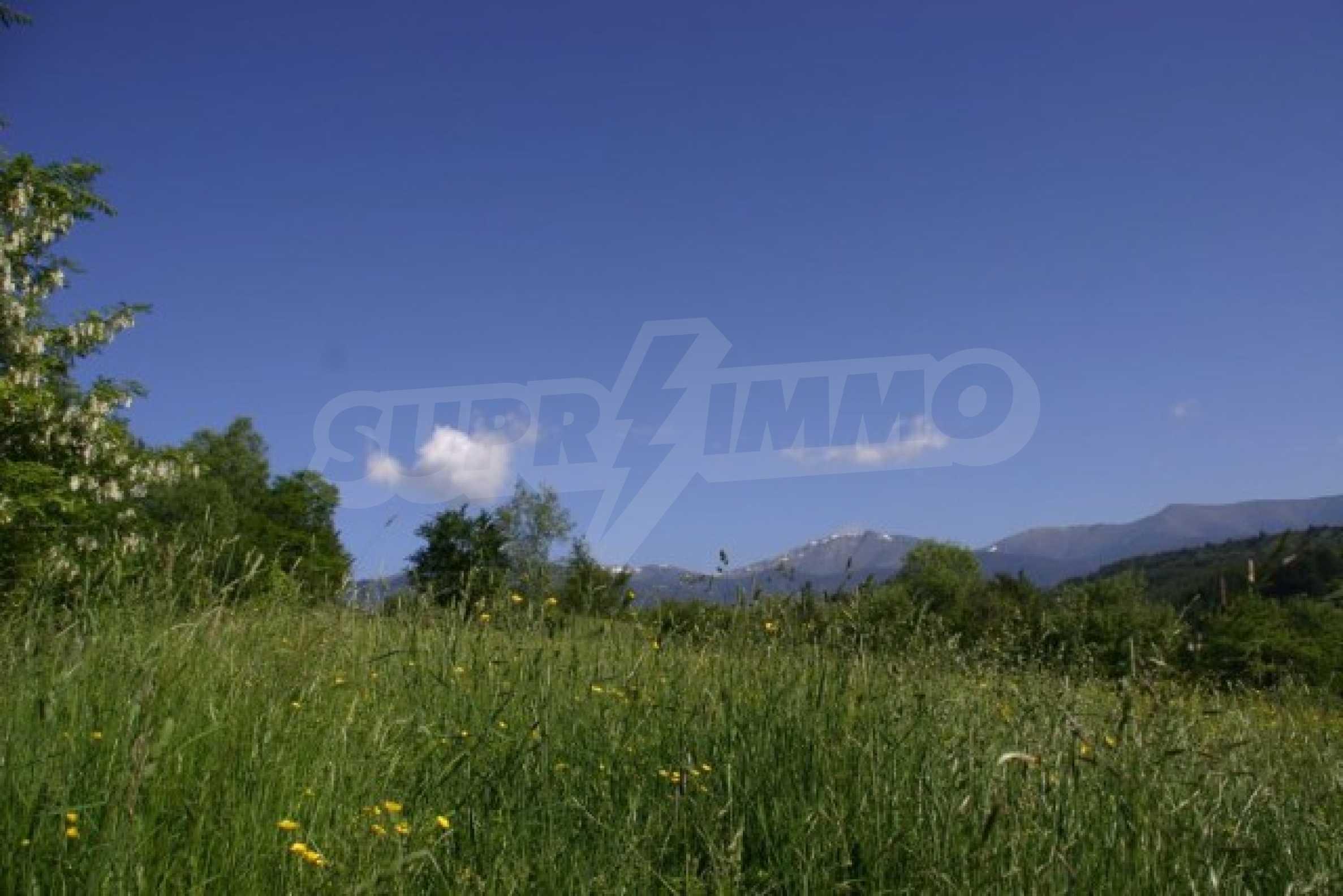 Godlevo Chalets (plot with project) near Bansko and Razlog 11
