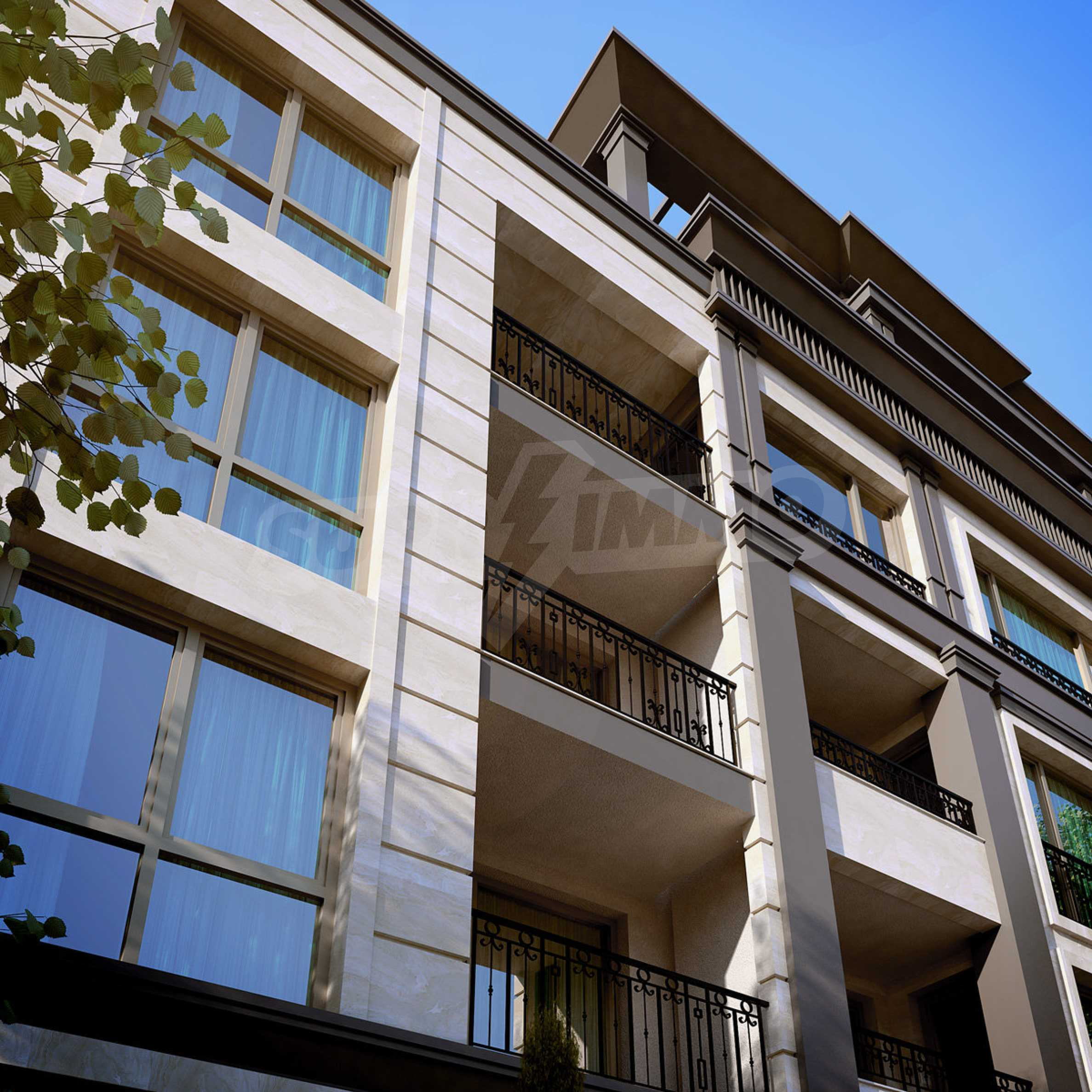 Елитен жилищен комплекс в кв. Лазур, г. Бургас 5