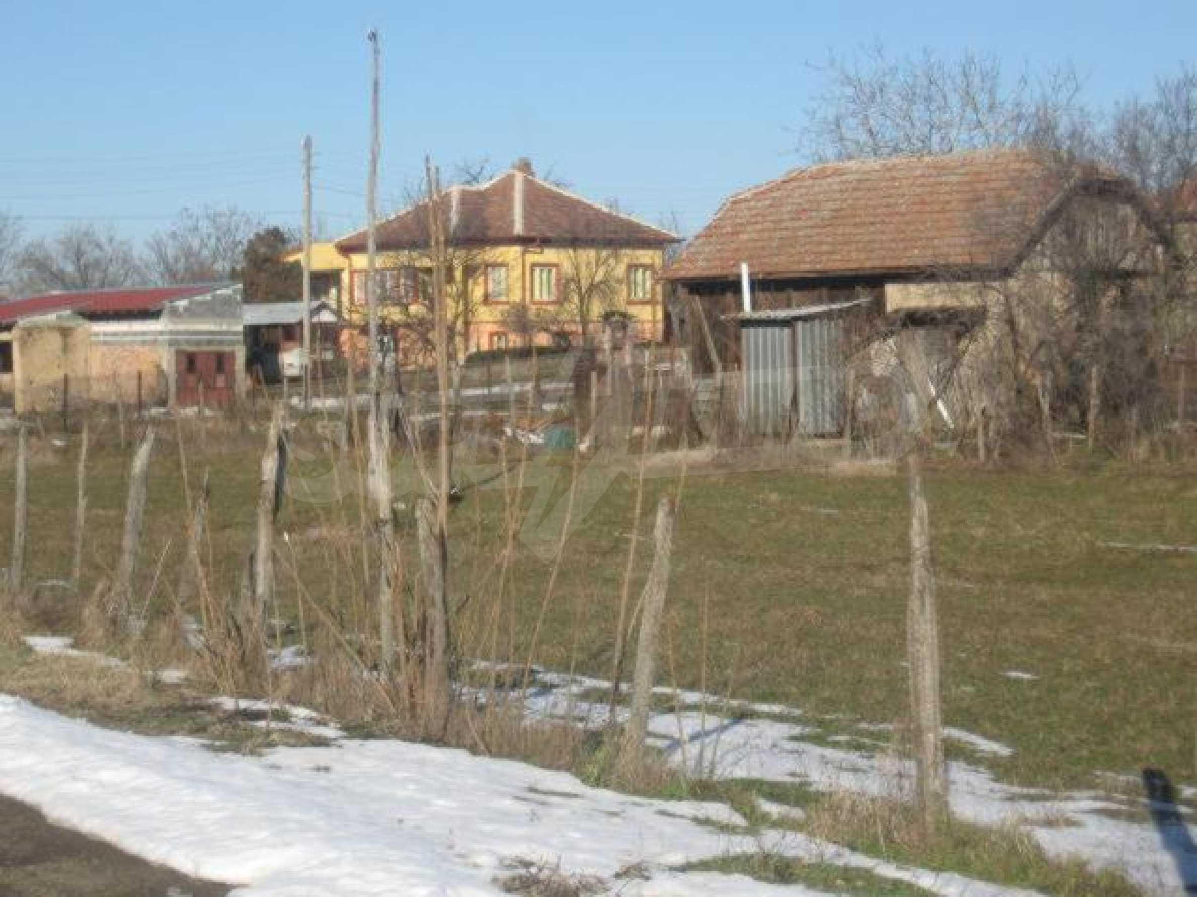 Участок под строительство возле Дунай мост 2, г. Видин 1