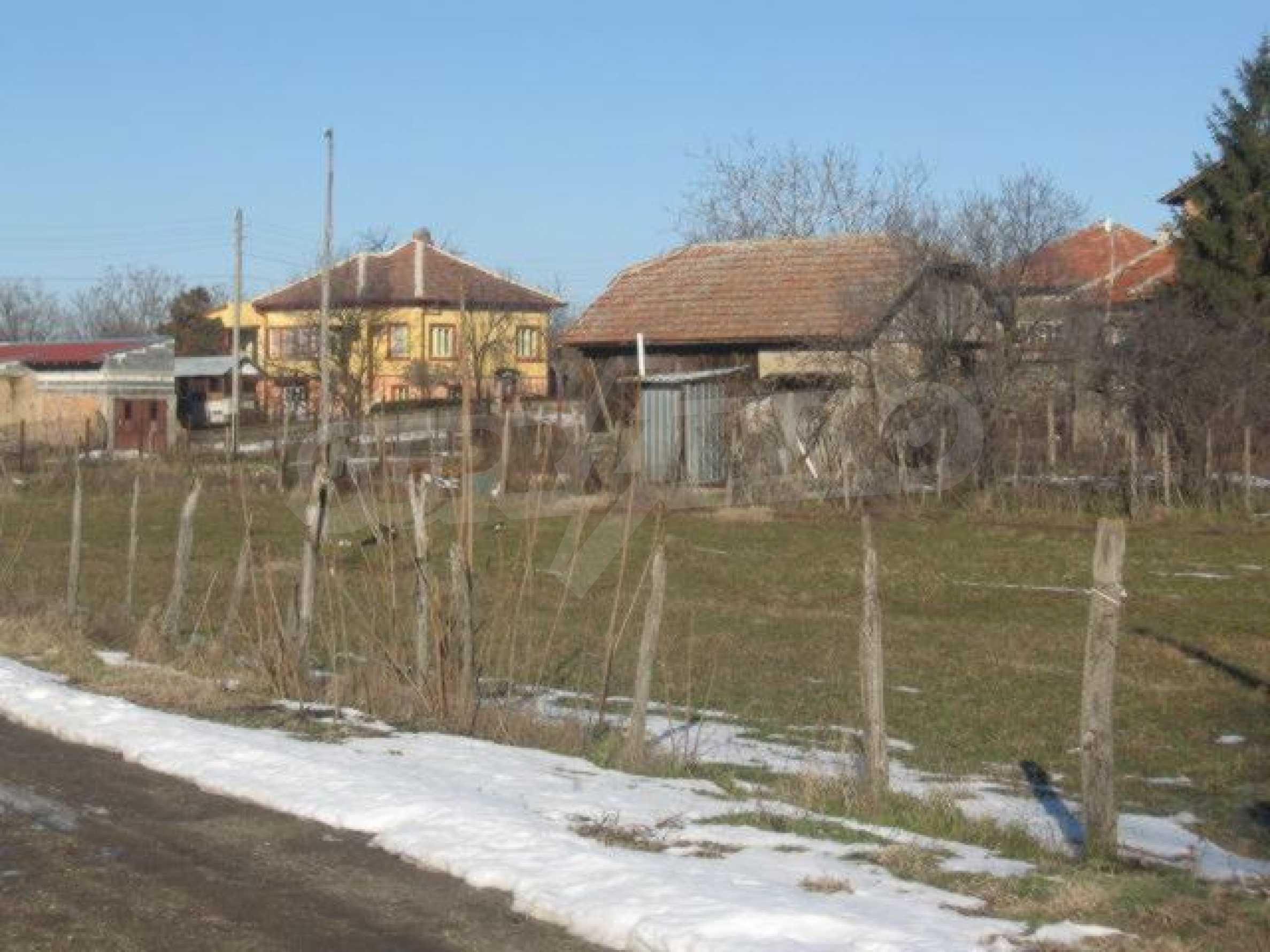 Участок под строительство возле Дунай мост 2, г. Видин 4