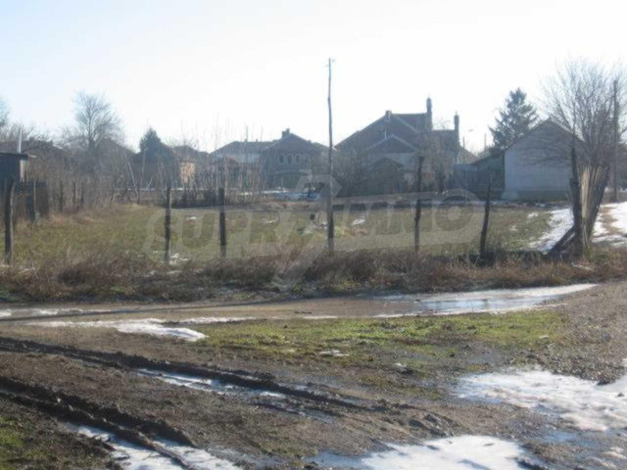 Участок под строительство возле Дунай мост 2, г. Видин 8