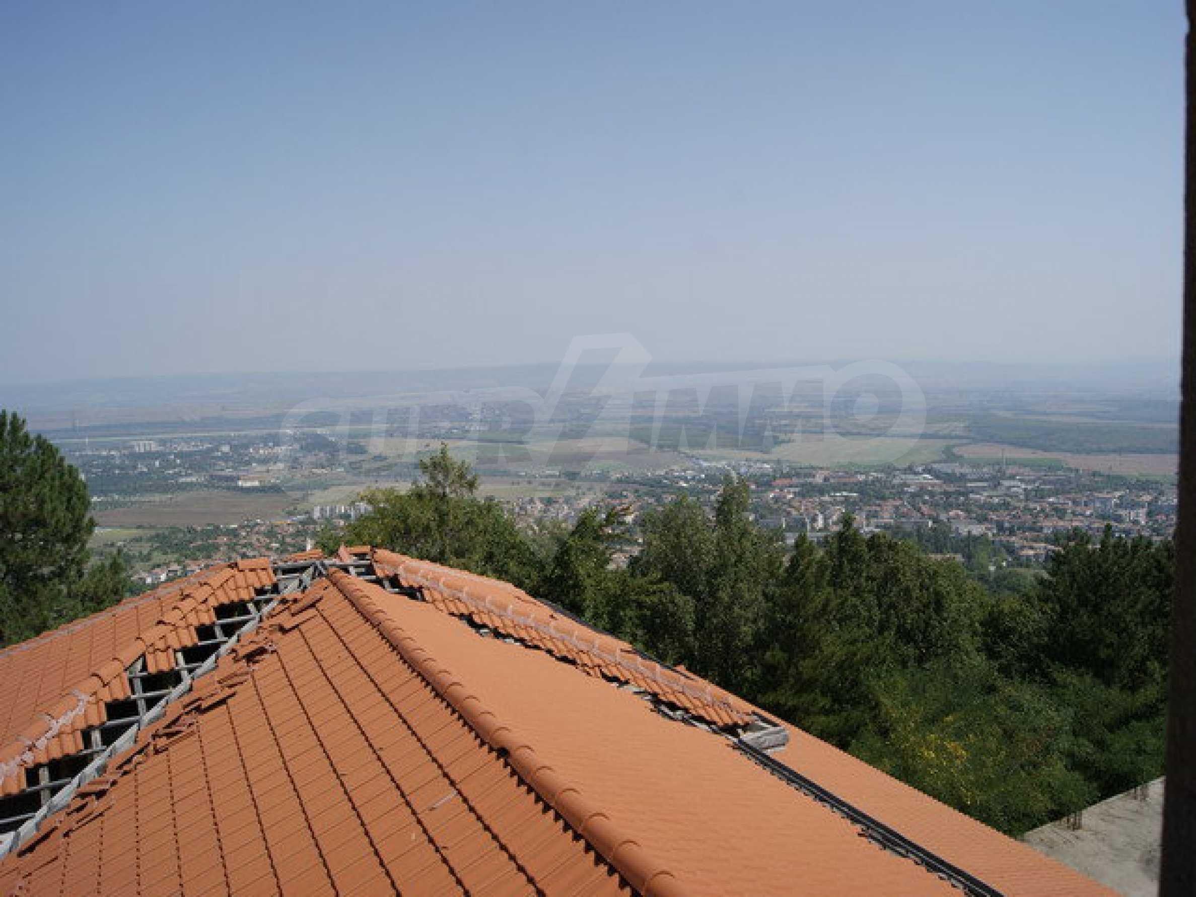 Raues Bauhotel mit herrlicher Aussicht in der Nähe von Veliko Tarnovo 14