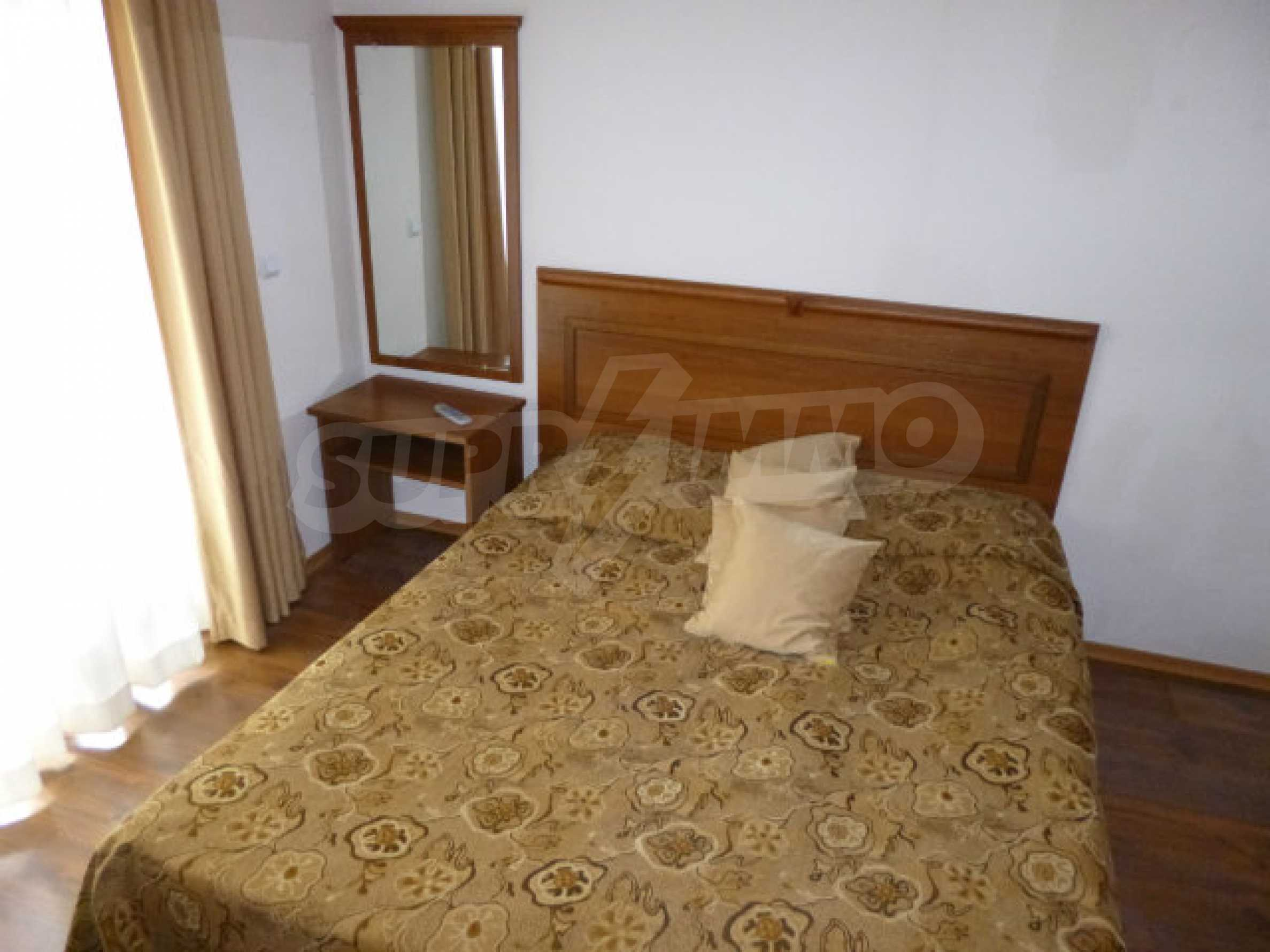 Cozy new studio in the gated complex Elina Palace in Pamporovo 2