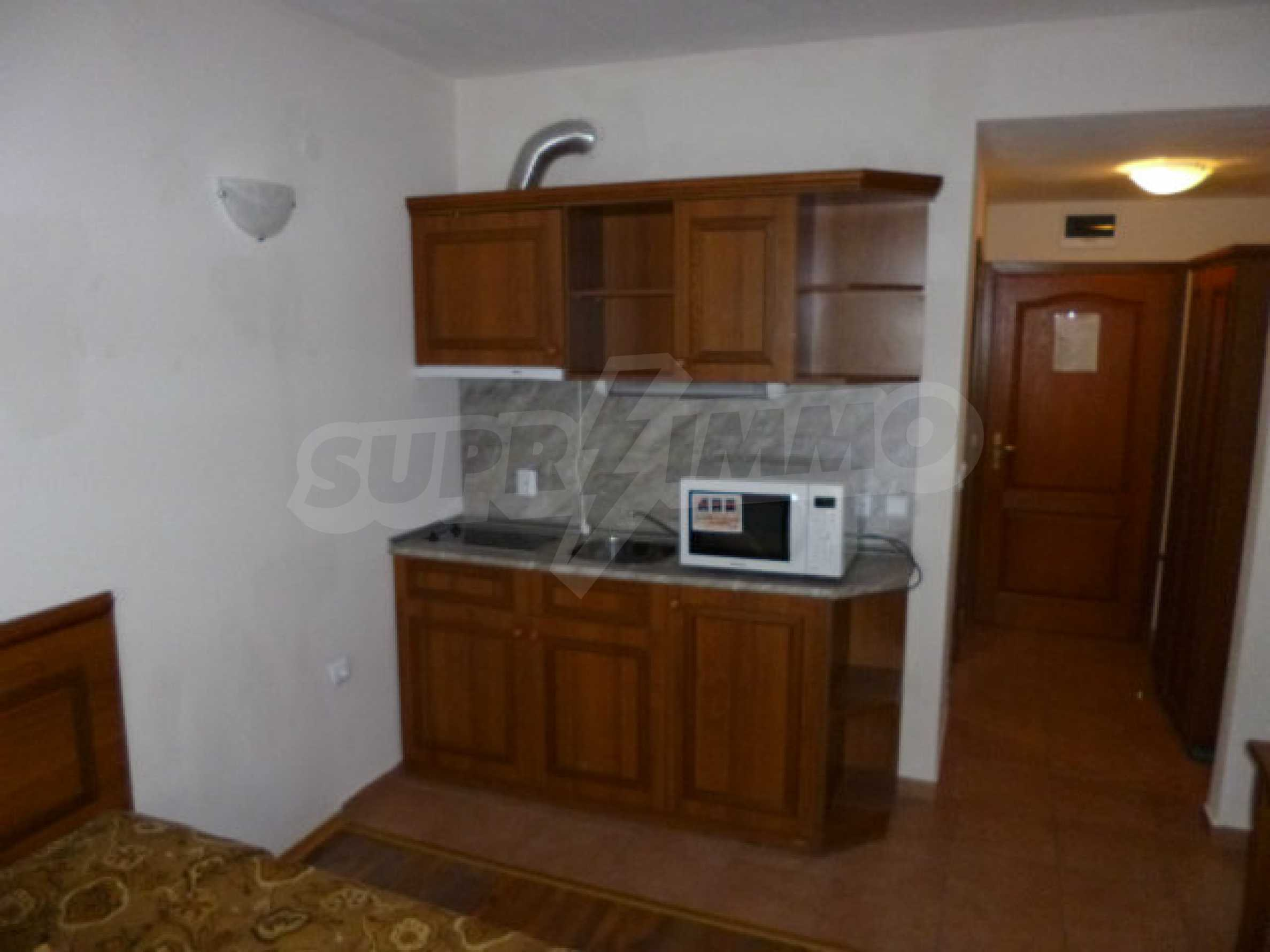 Cozy new studio in the gated complex Elina Palace in Pamporovo 3