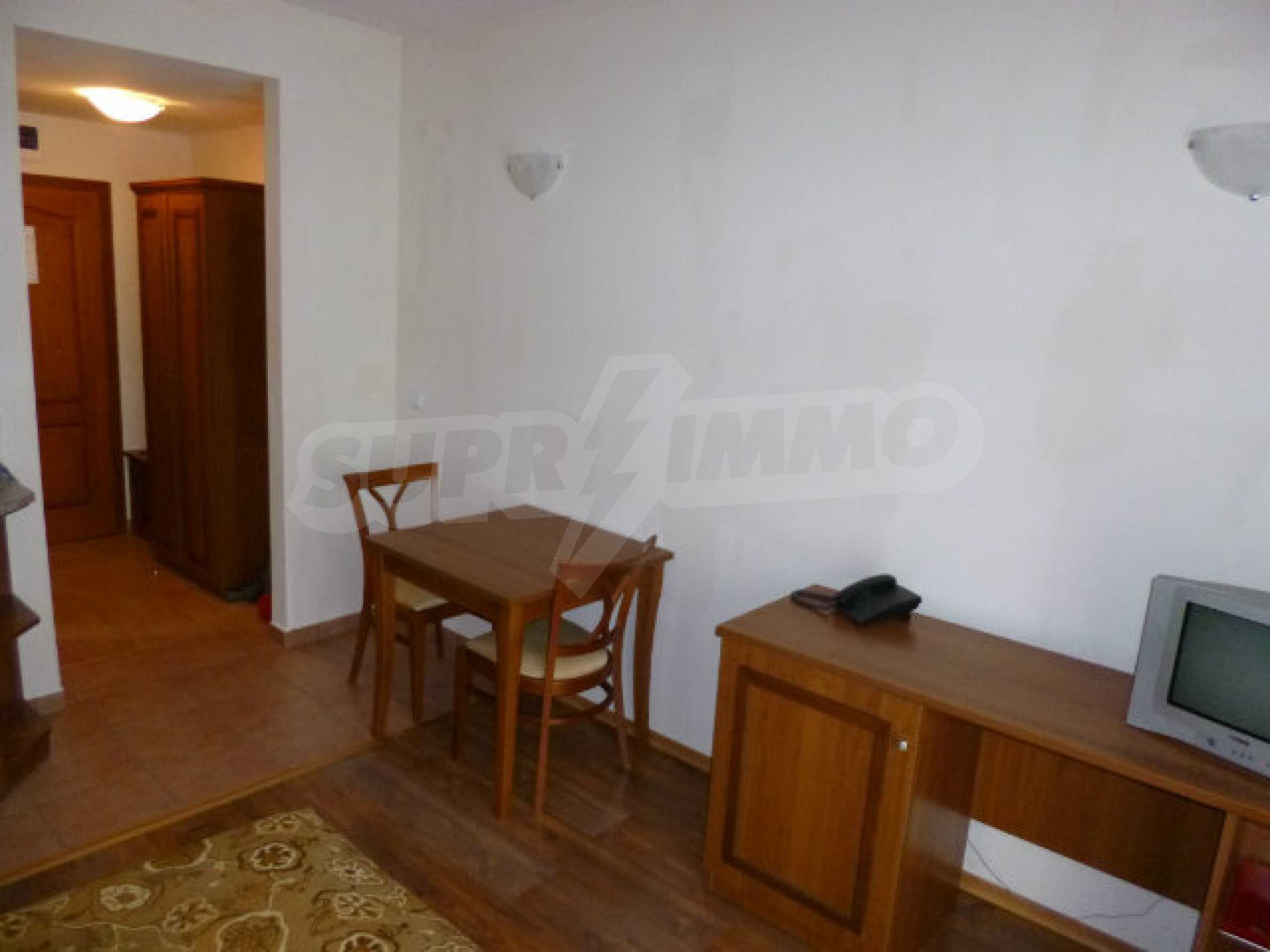 Cozy new studio in the gated complex Elina Palace in Pamporovo 4