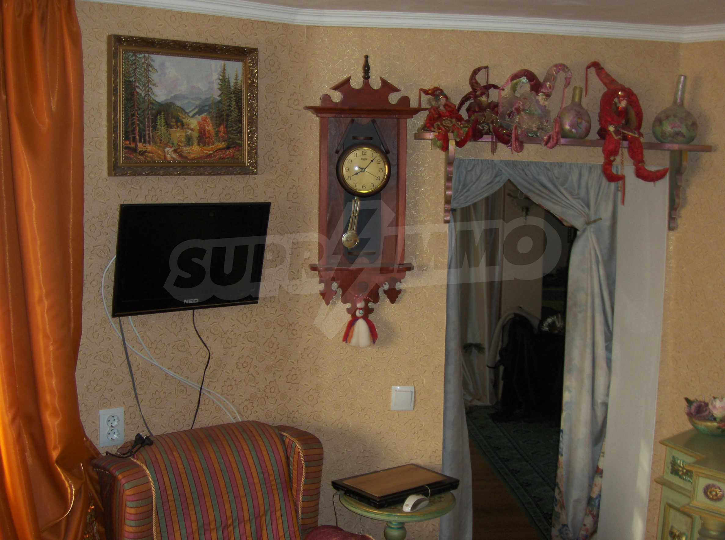Fully renovated and furnished house with lovely views close to Veliko Tarnovo 9