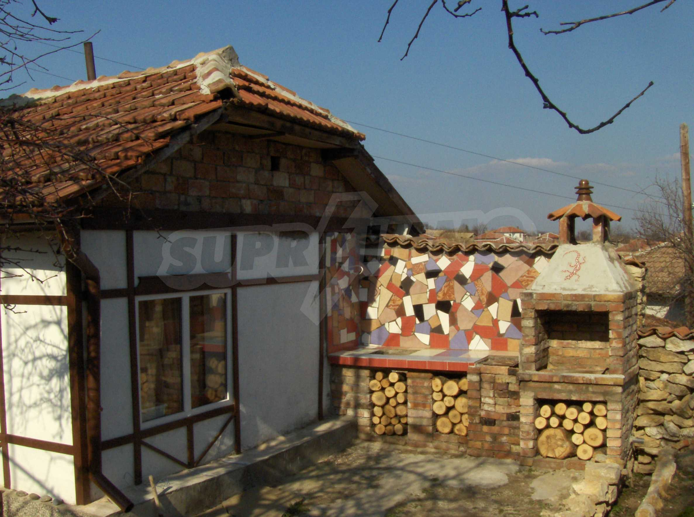 Fully renovated and furnished house with lovely views close to Veliko Tarnovo 2