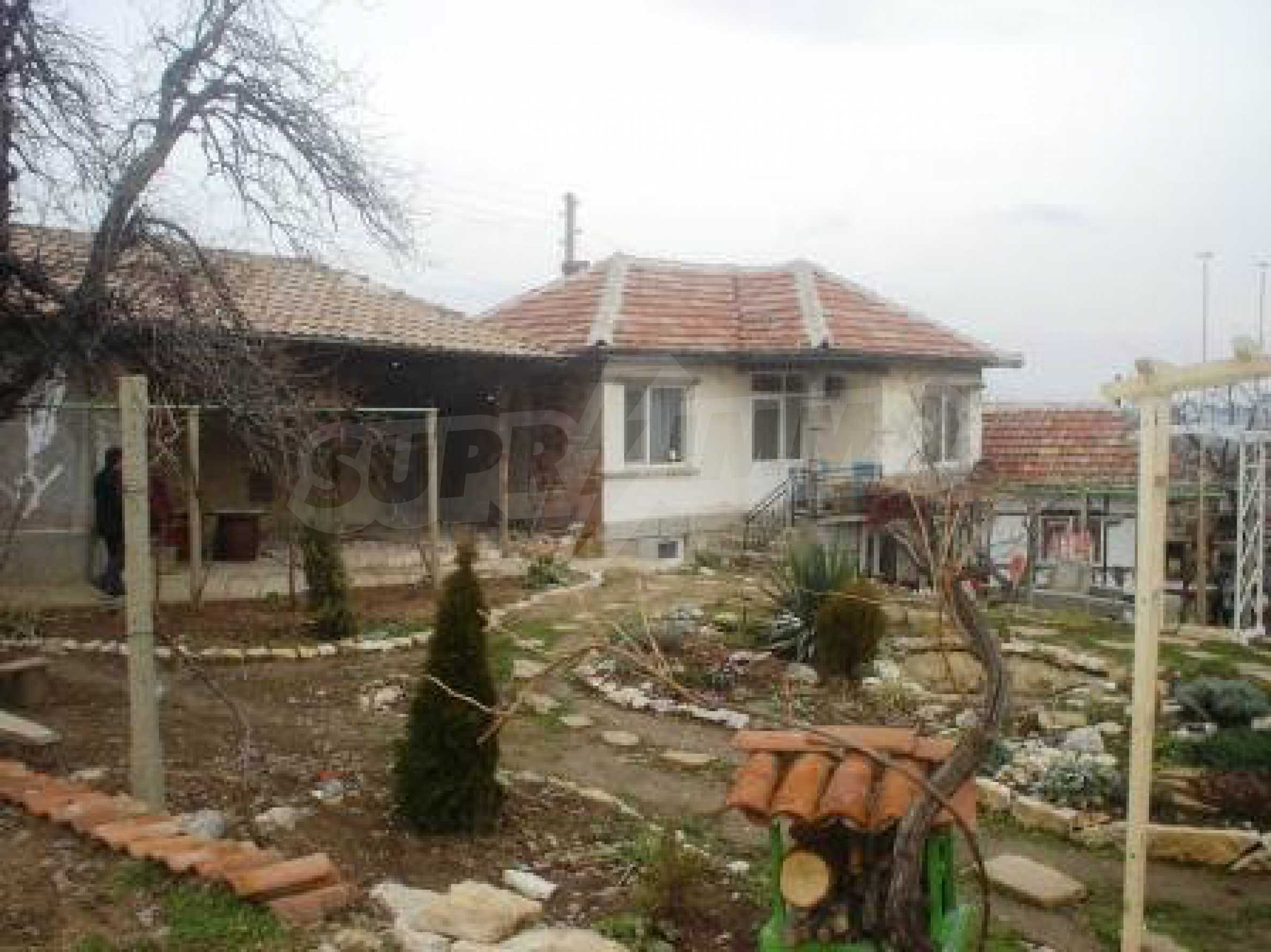 Fully renovated and furnished house with lovely views close to Veliko Tarnovo 34