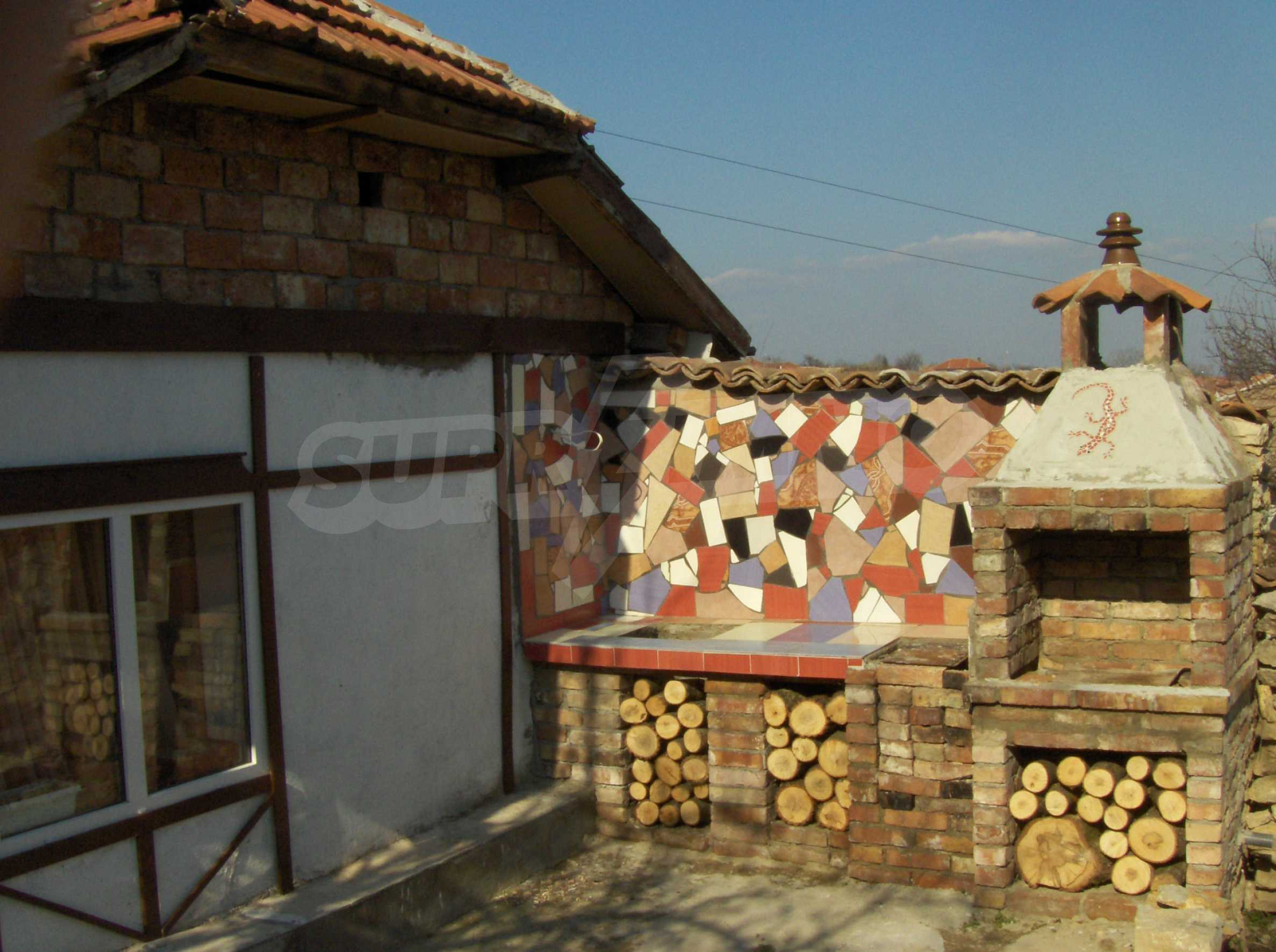 Fully renovated and furnished house with lovely views close to Veliko Tarnovo 3