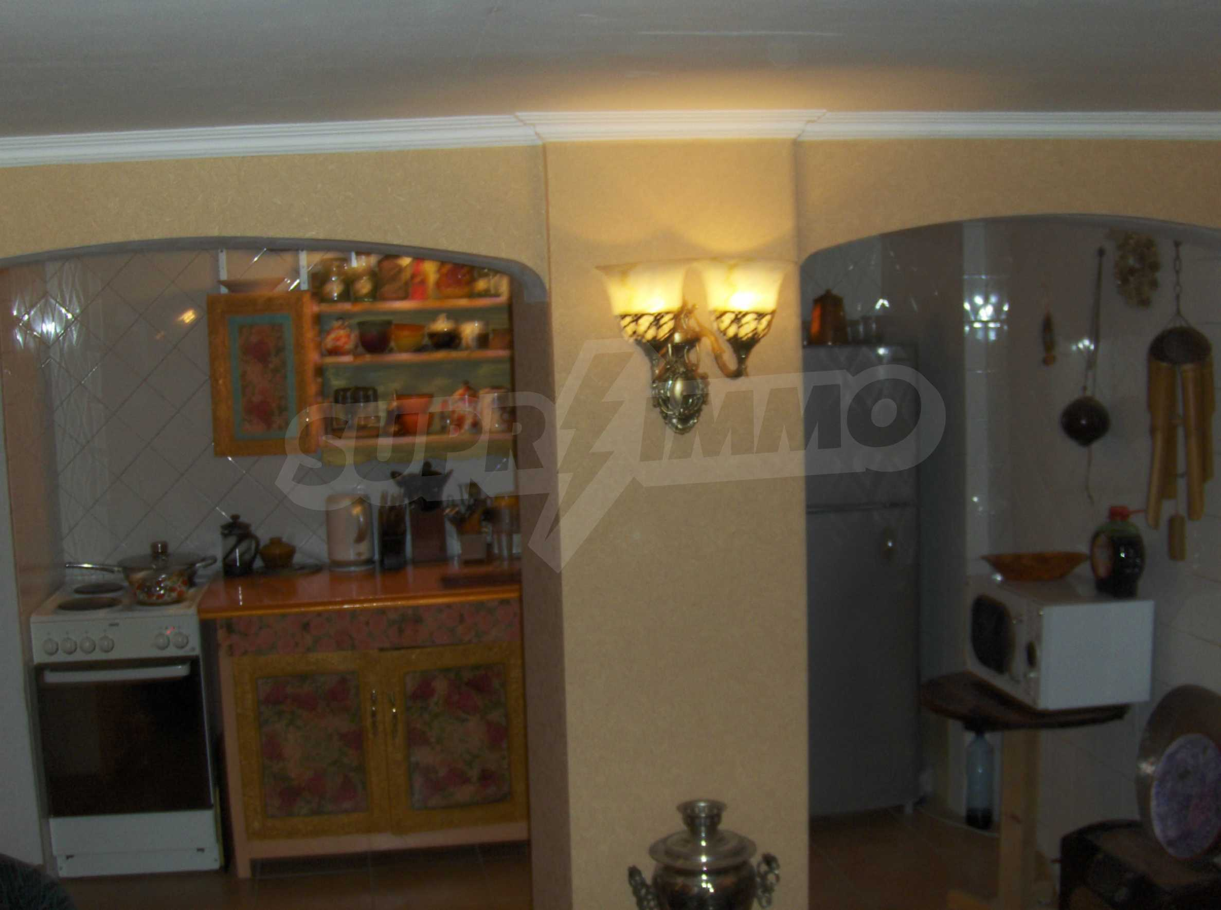 Fully renovated and furnished house with lovely views close to Veliko Tarnovo 8
