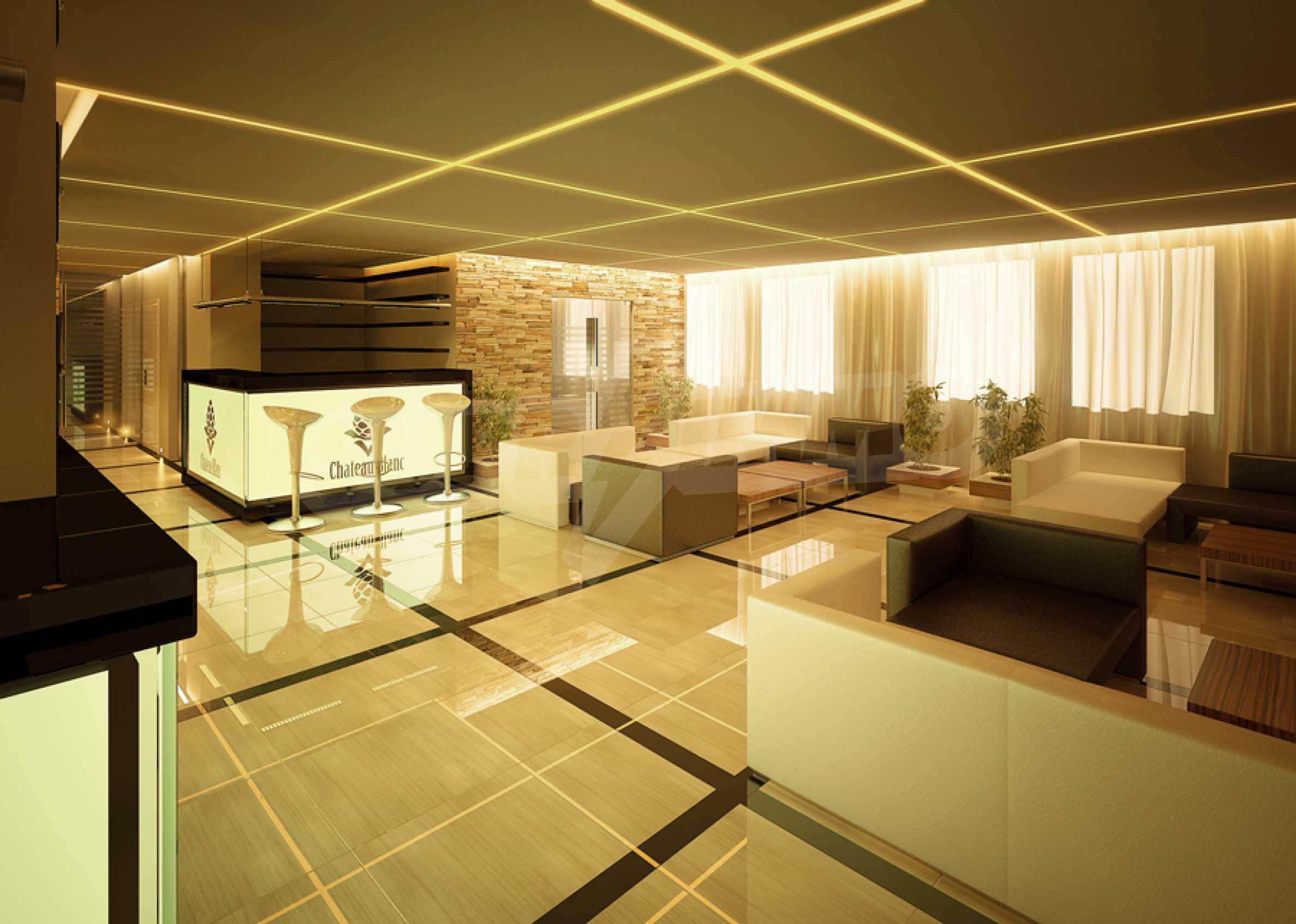 Chateau Blanc (Шато Блан): Возможно лучшая возможность для инвестиции в Банско 17