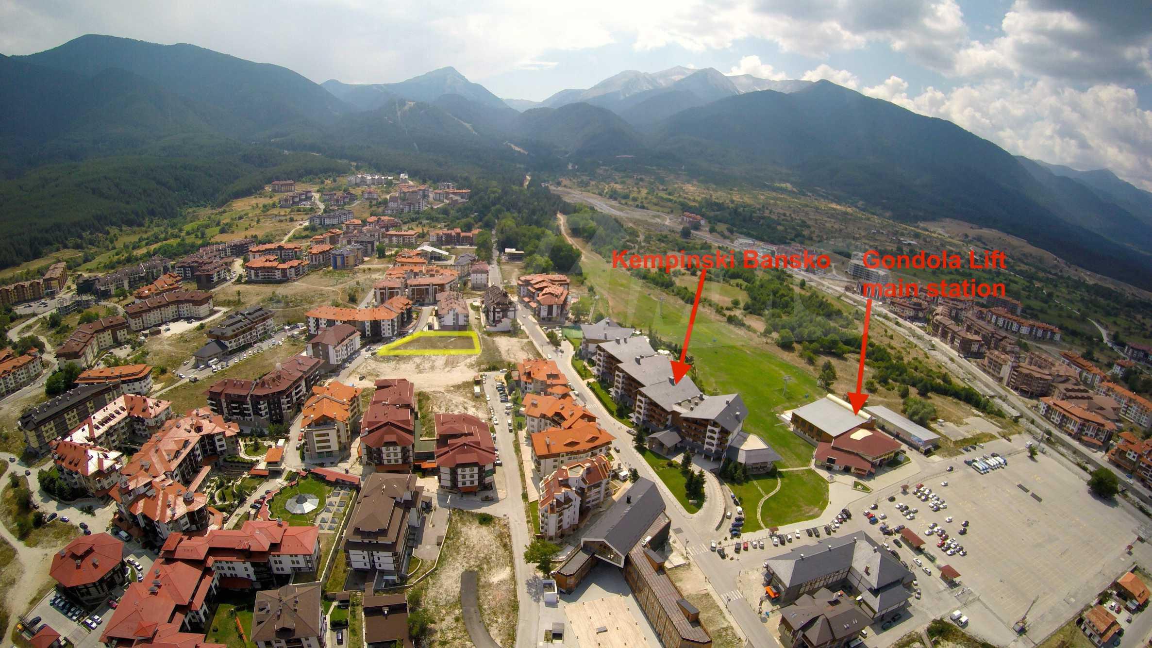 Chateau Blanc (Шато Блан): Возможно лучшая возможность для инвестиции в Банско 28