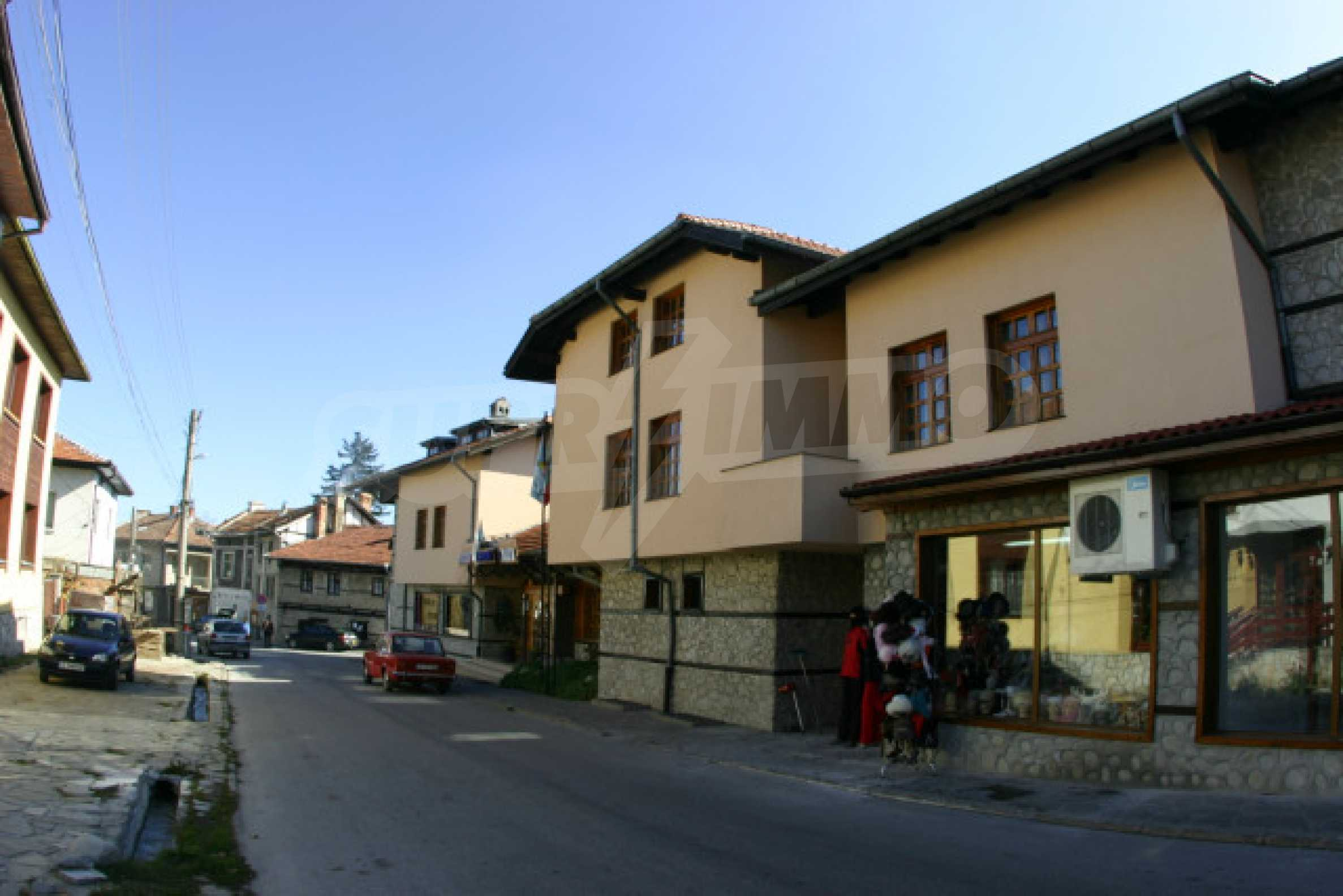Hotel on the main shopping street of Bansko 1