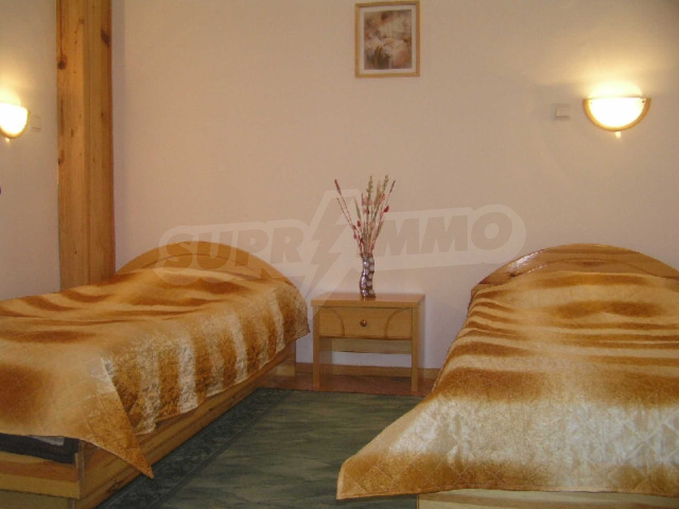 Hotel on the main shopping street of Bansko 7