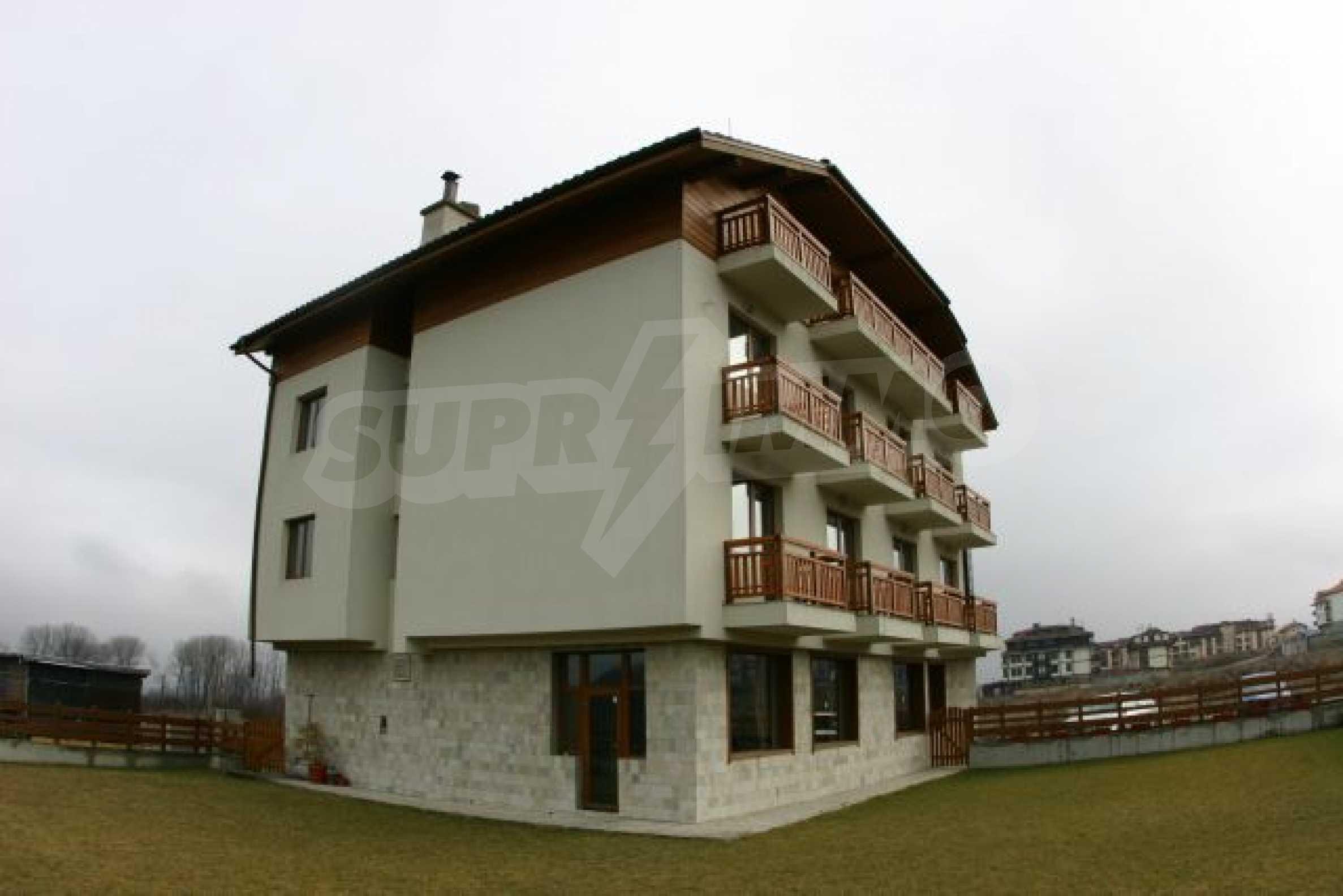 Елегантен хотел за продажба в ски курорта Банско