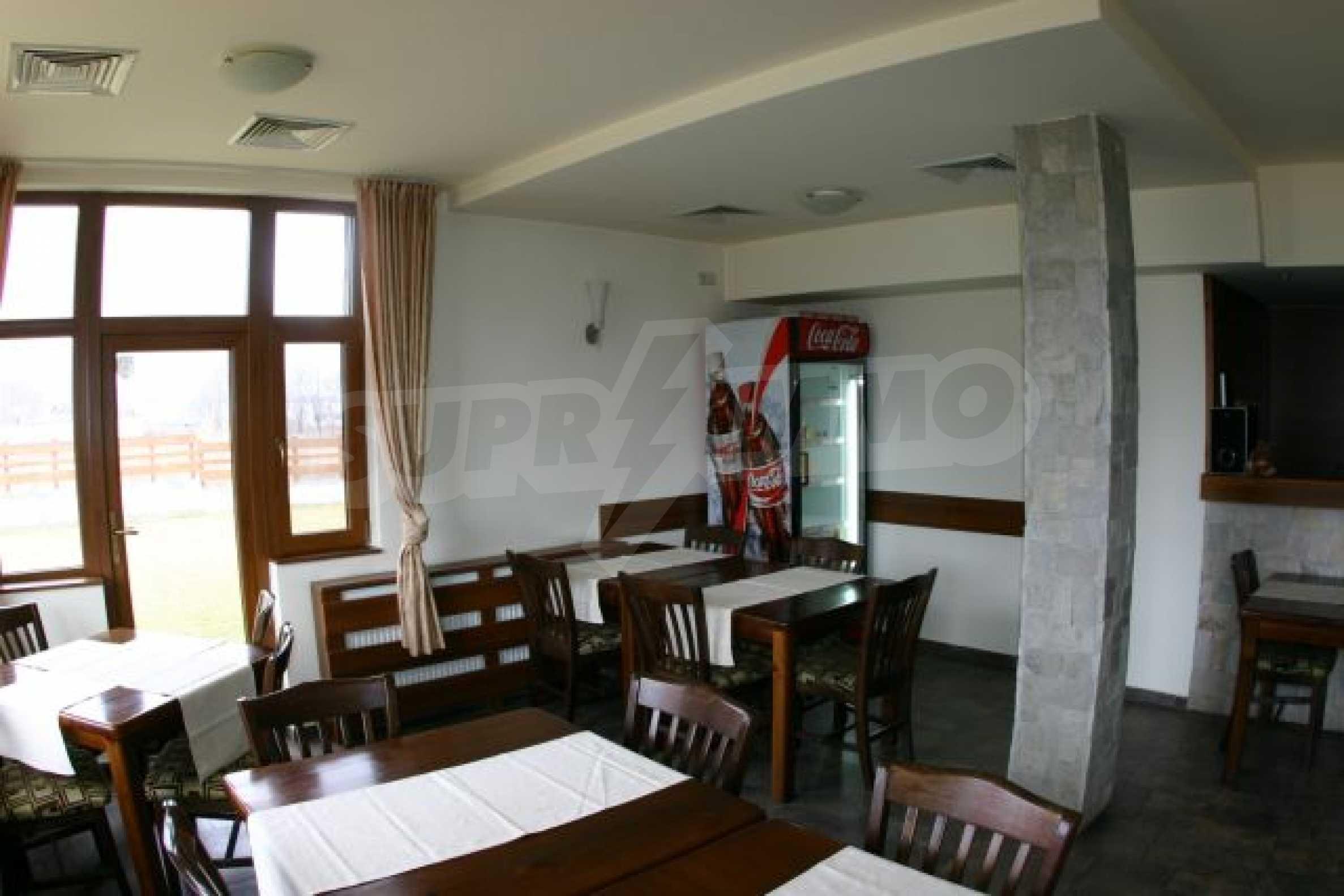 Елегантен хотел за продажба в ски курорта Банско 6