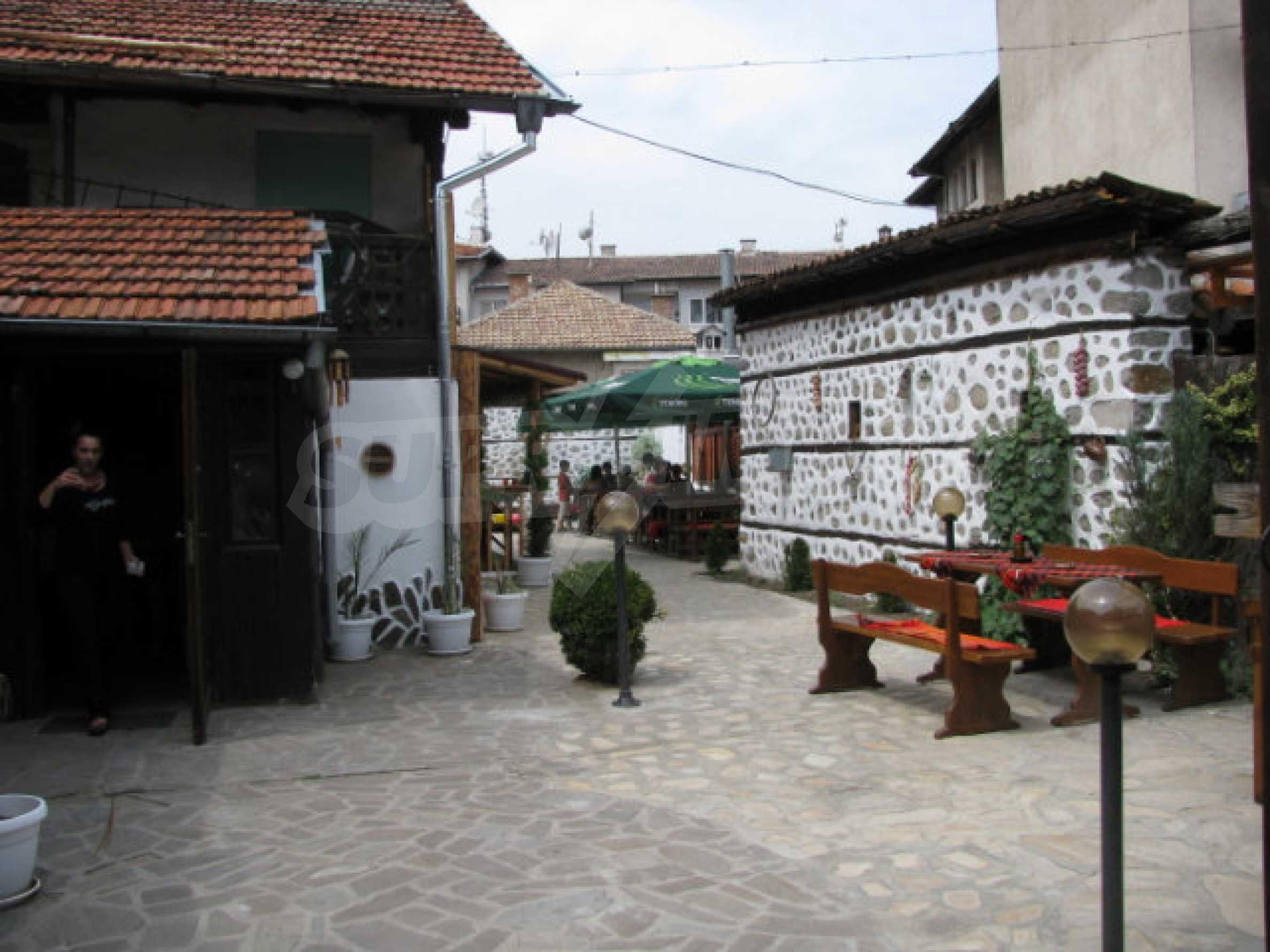Tavern for sale in winter resort Bansko