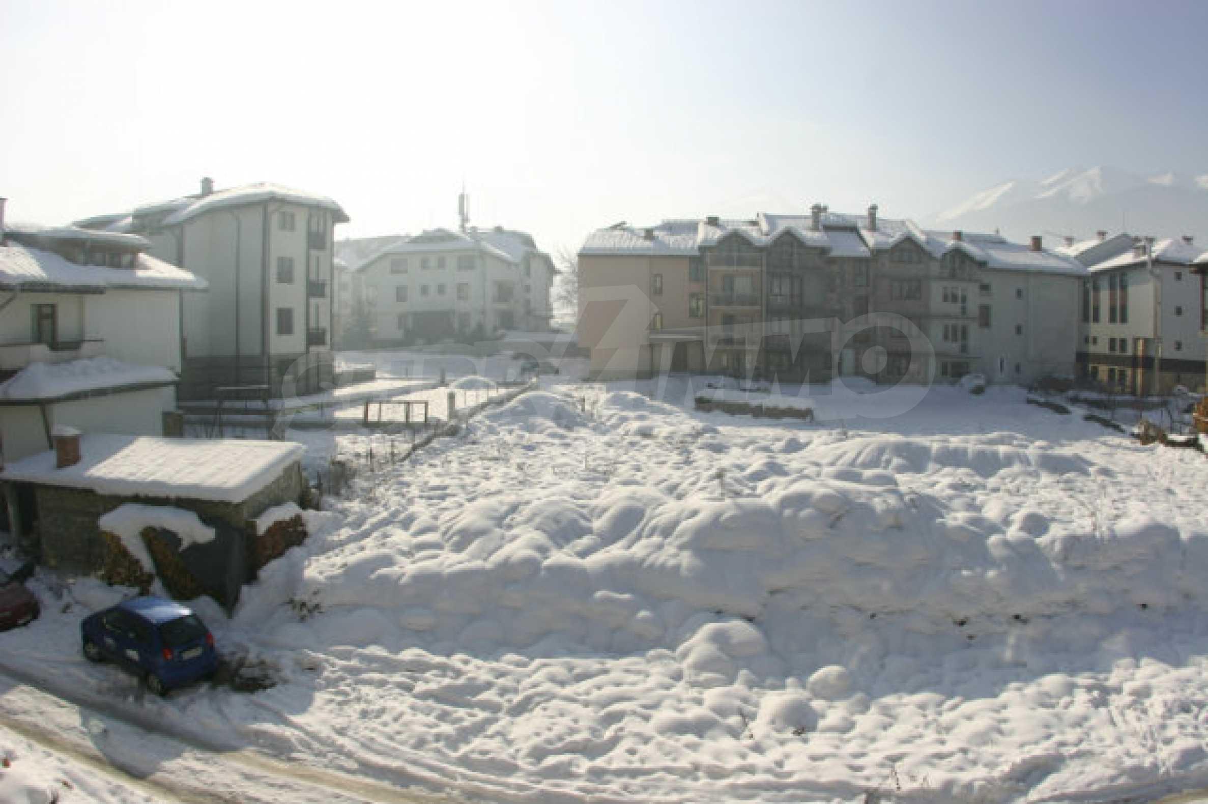 Residental building in Bansko 28