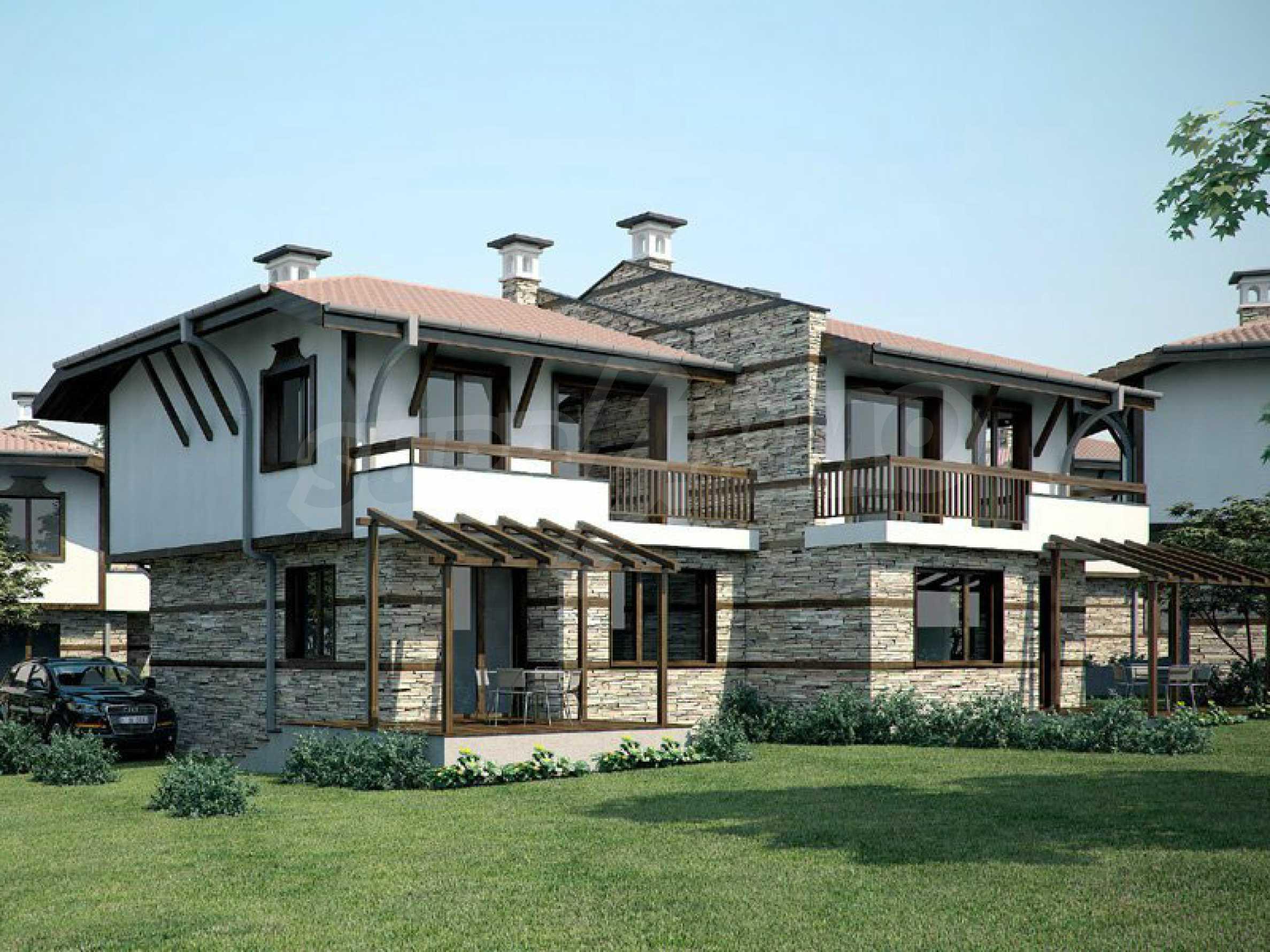 Aleksandria Ski Spa & Golf House 18