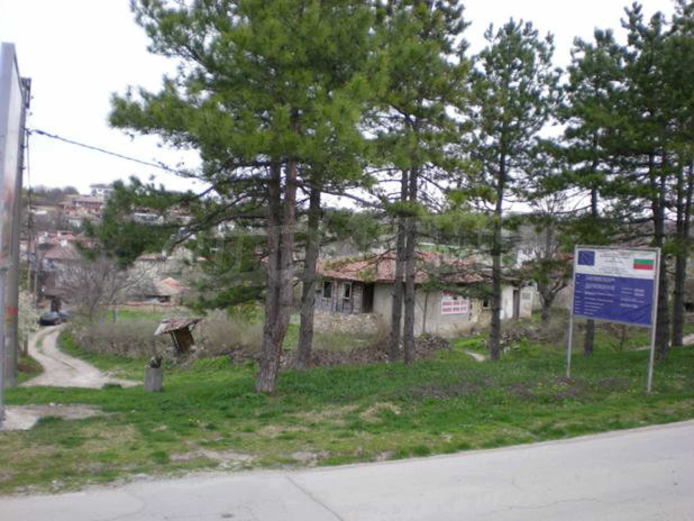 Land in the center of the prestigious village of Arbanasi 4