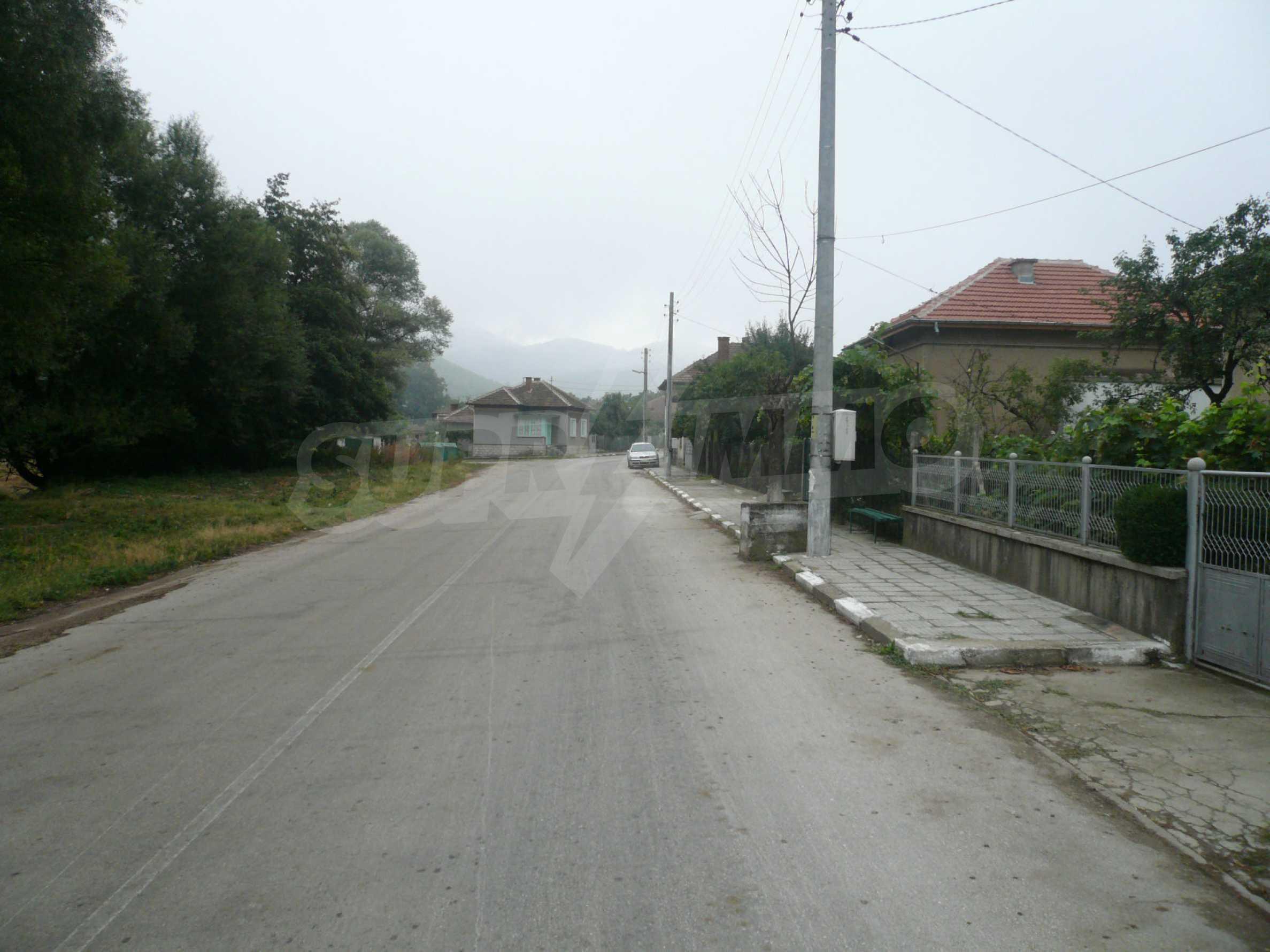 Wunderschönes massives Haus 27 km von Belogradchik entfernt 23