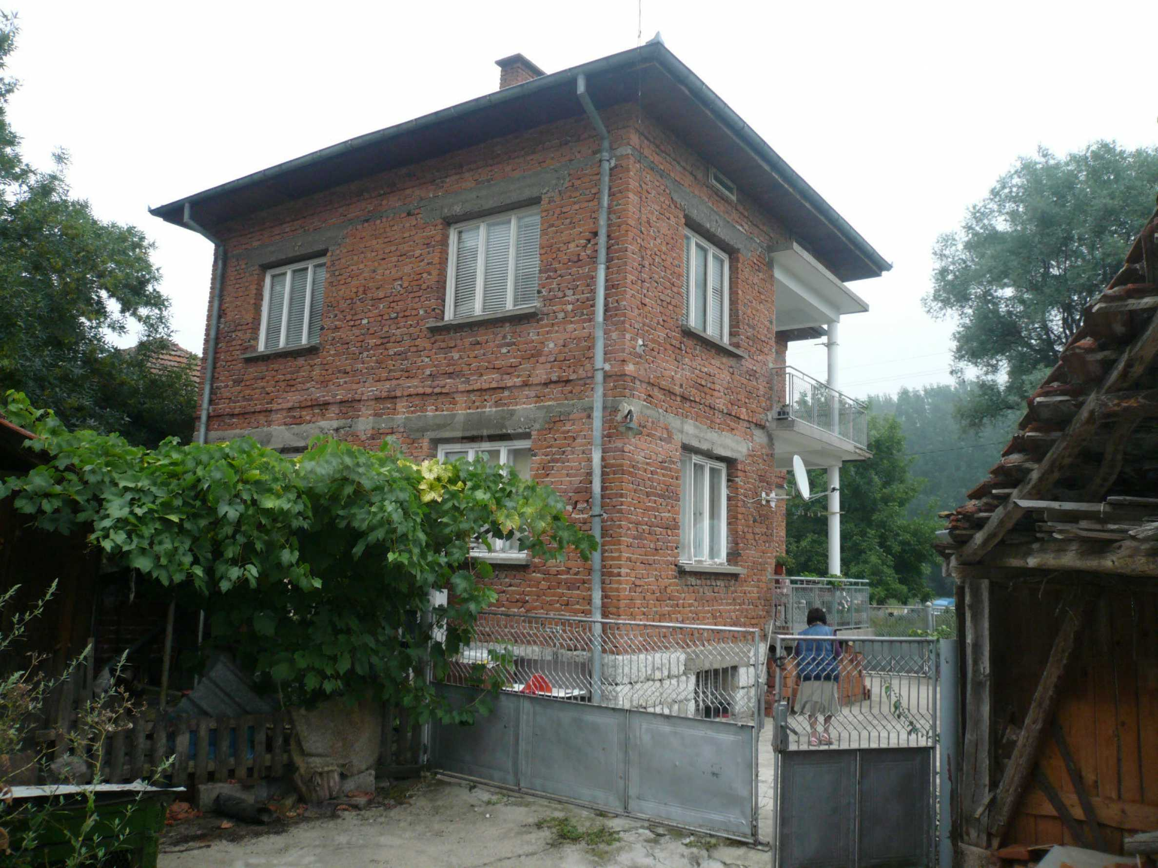 Nice solid house 27 km from Belogradchik 3
