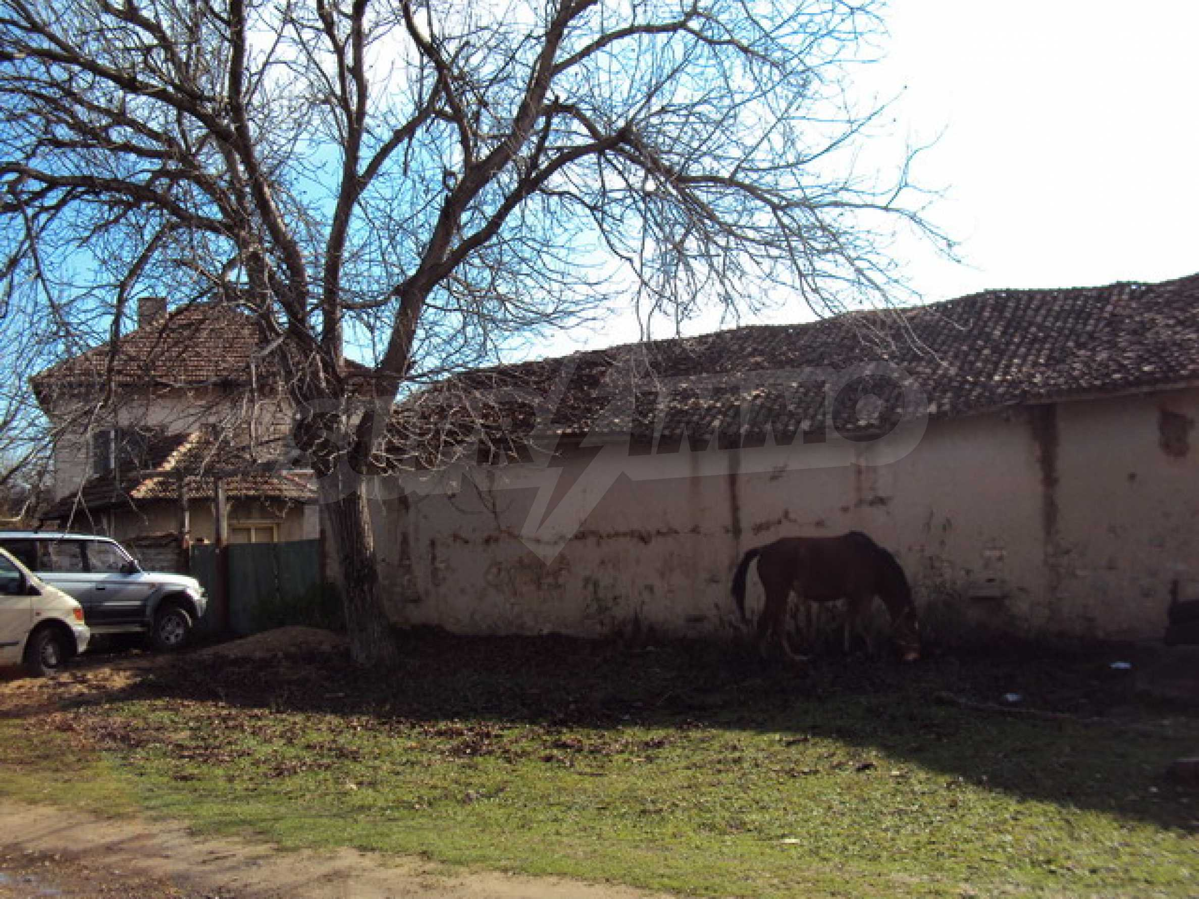 Красив имот в село до Велико Търново 56