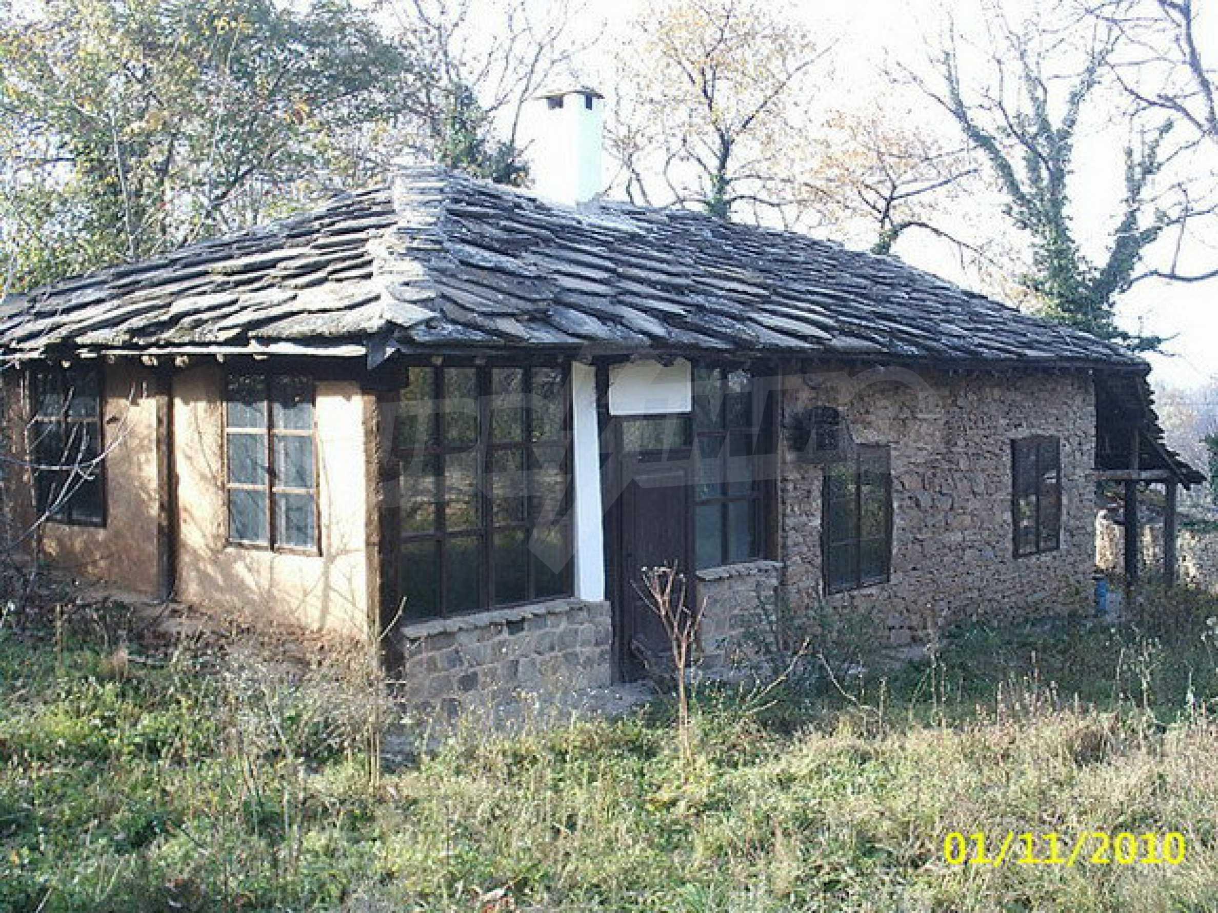 Традиционен имот в малко, китно село 8