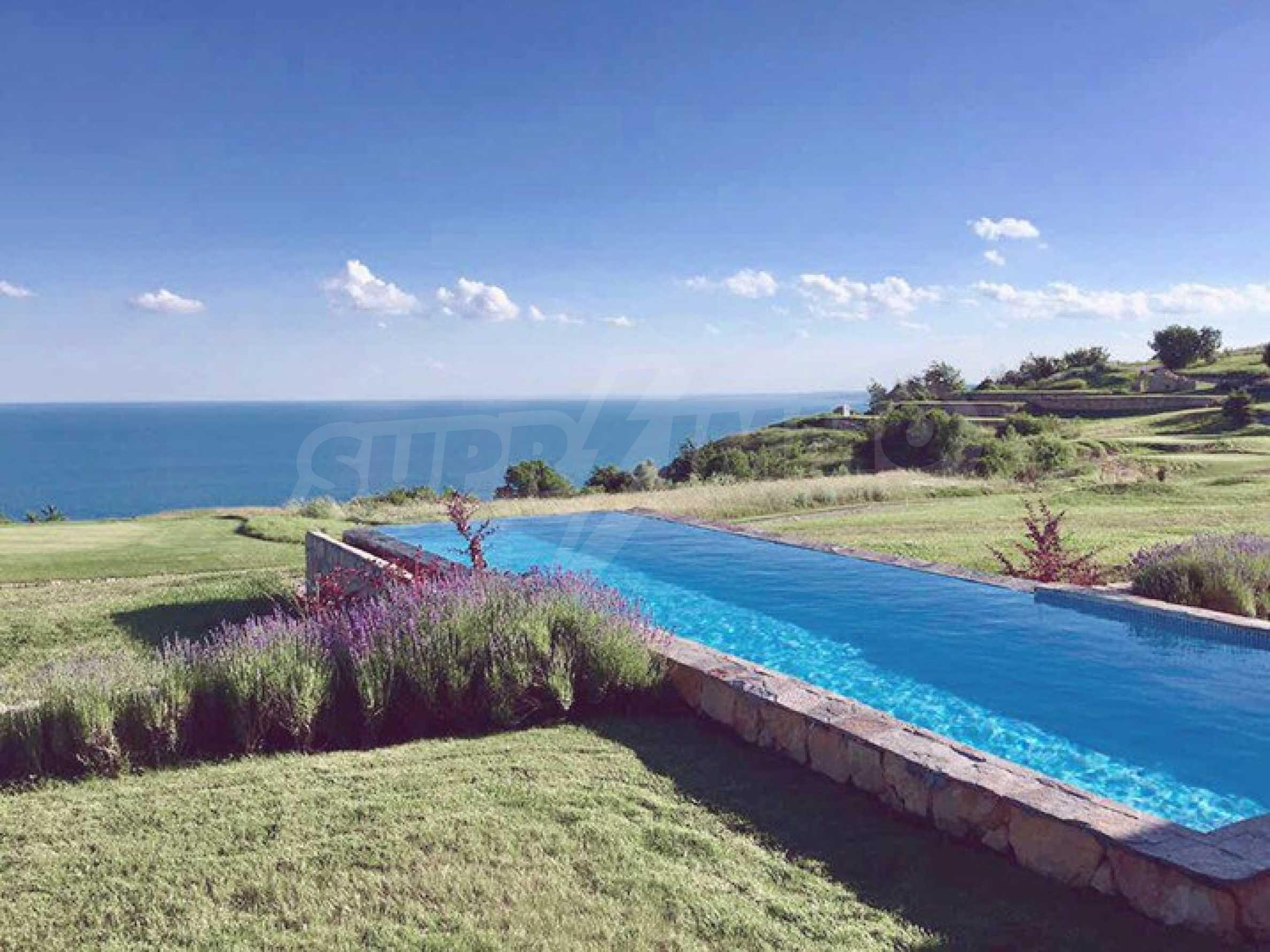 Прекрасна къща в престижен голф комплекс 3