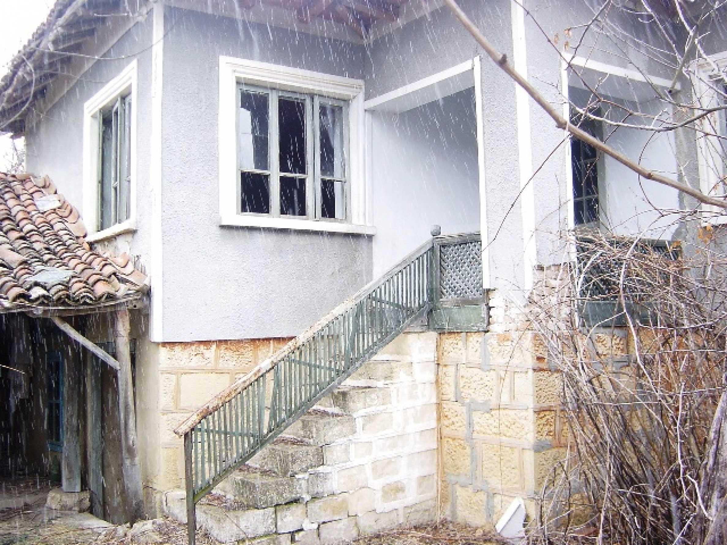Дом в селе Господиново