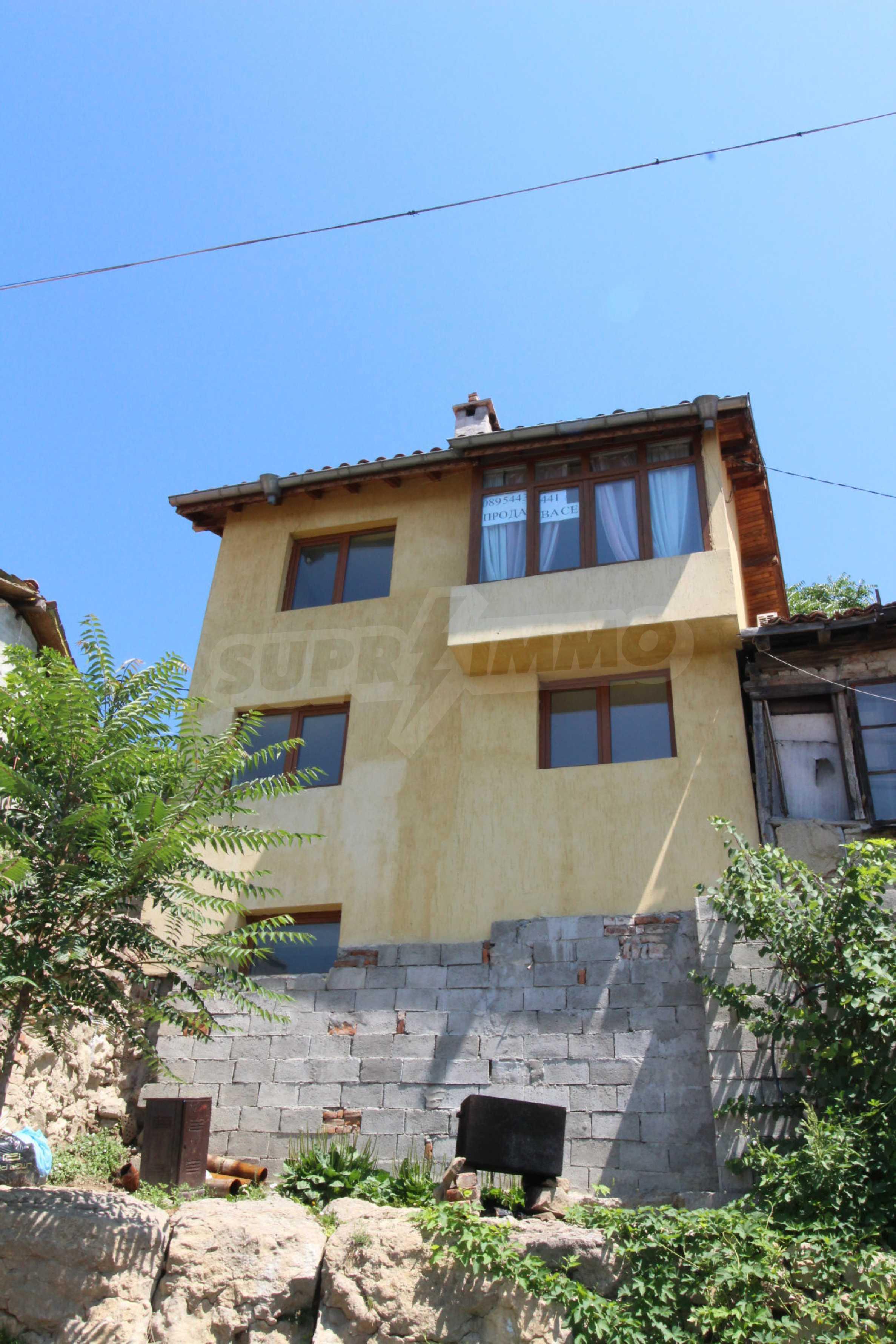 Къща след ремонт в старата част на Велико Търново 5