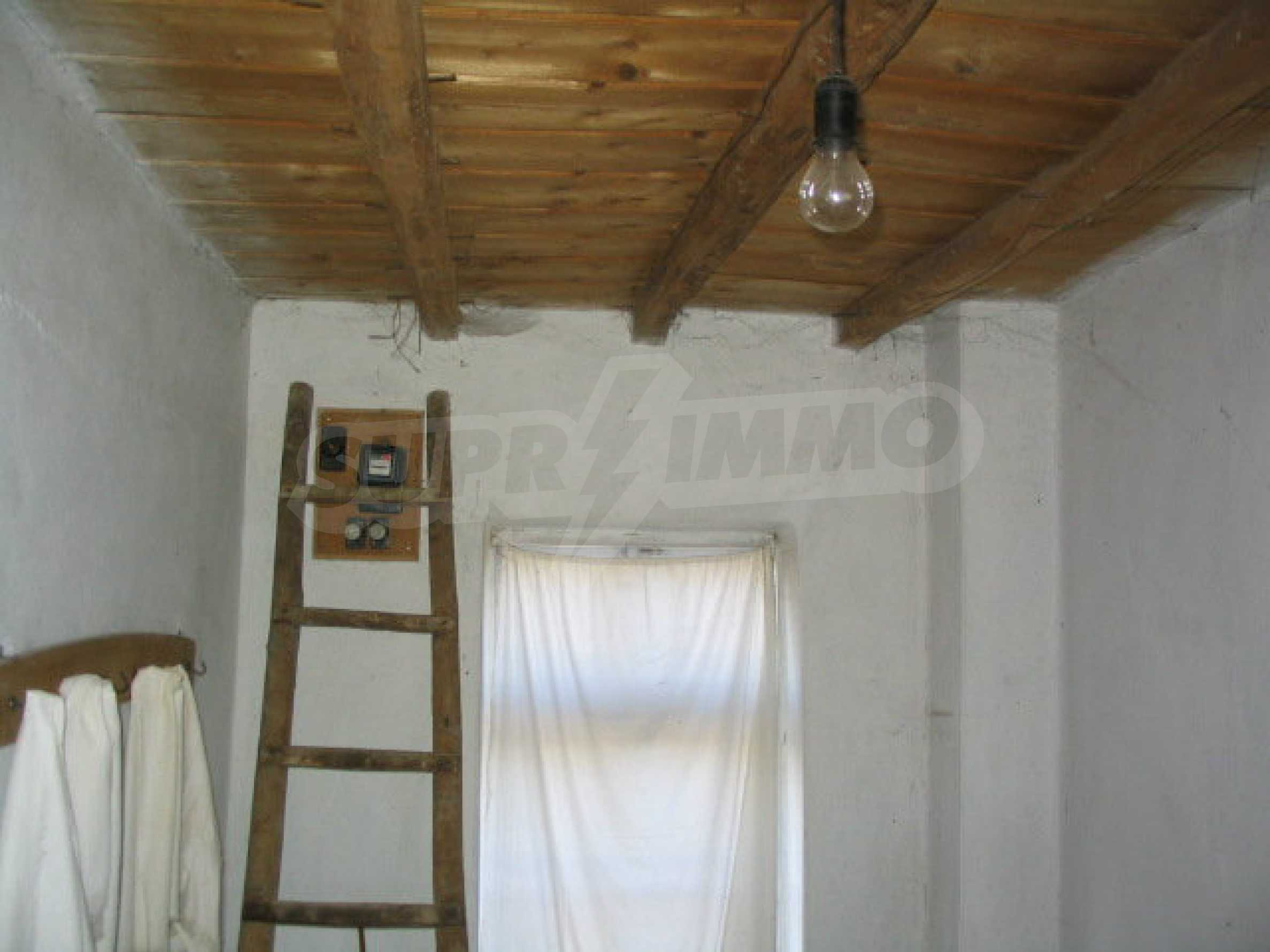 Solid built house in a village 20 km. from Veliko Tarnovo 19