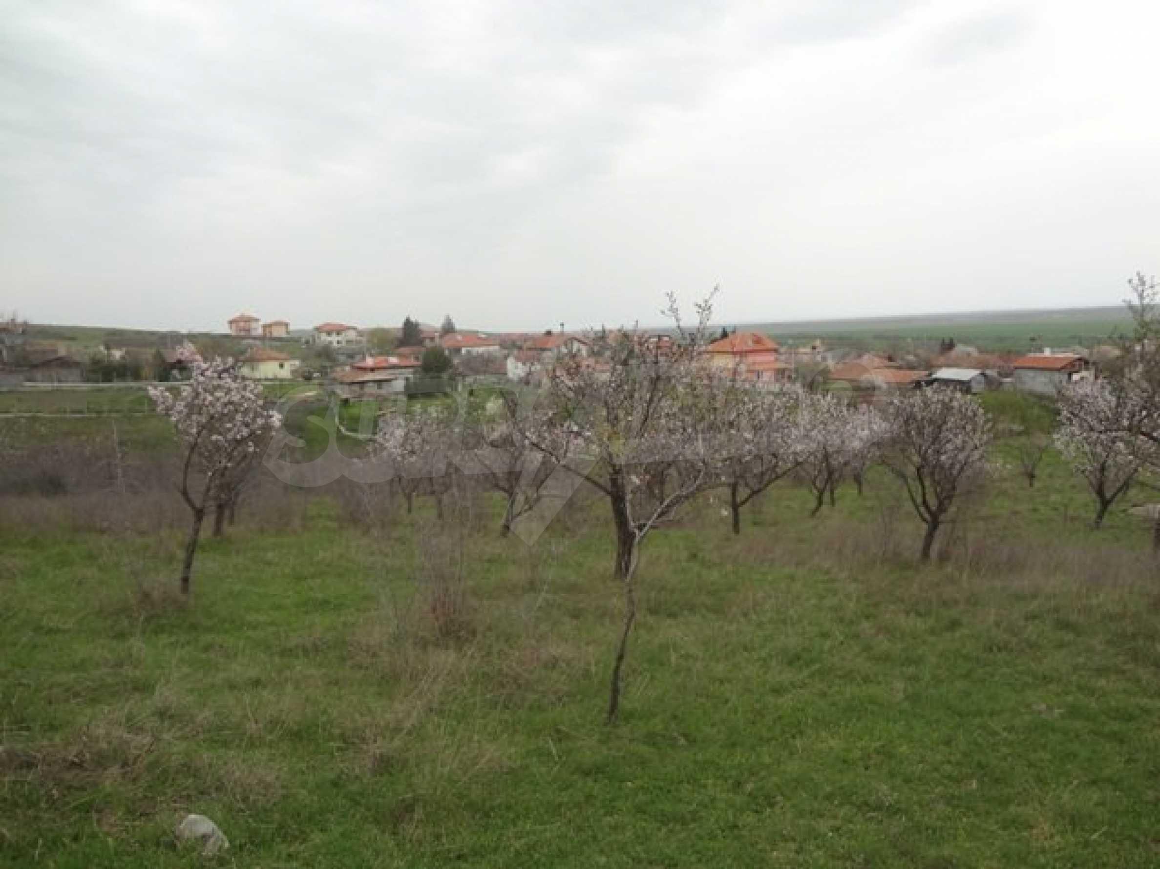 Hof im Dorf Laka mit Meerblick 5