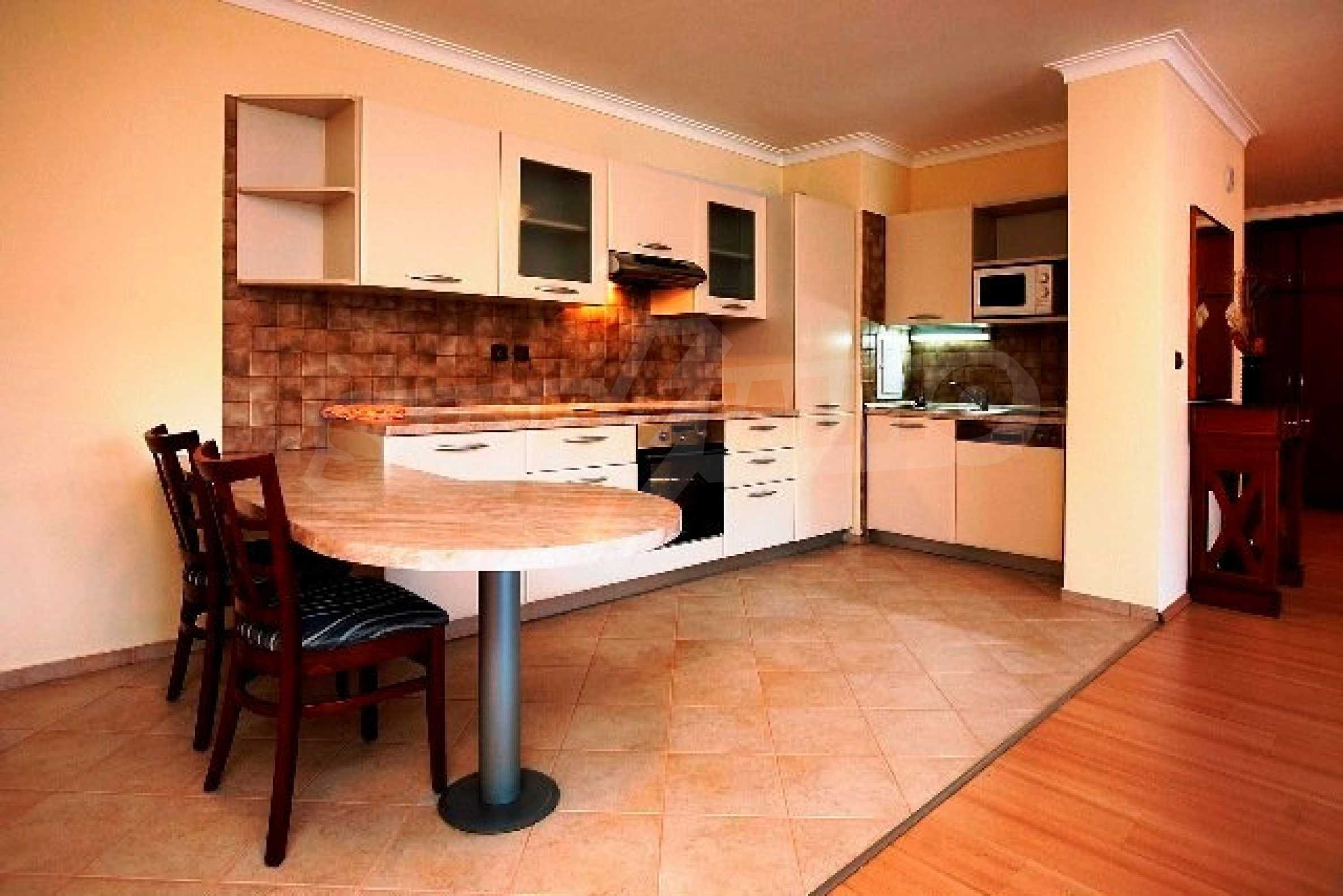 Apartment in the center of Sofia 1