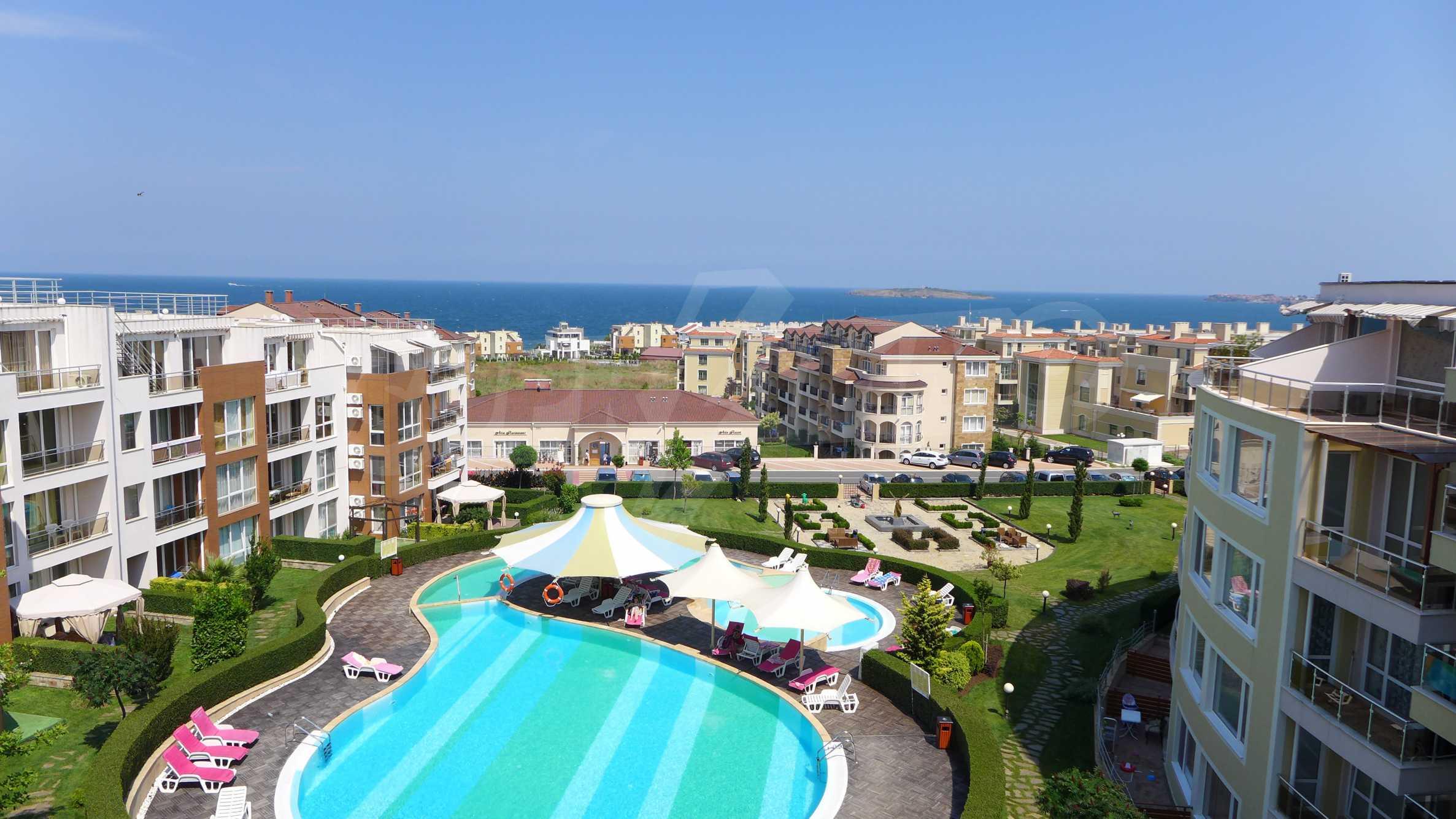 Комплекс Sunny Island в Черноморец