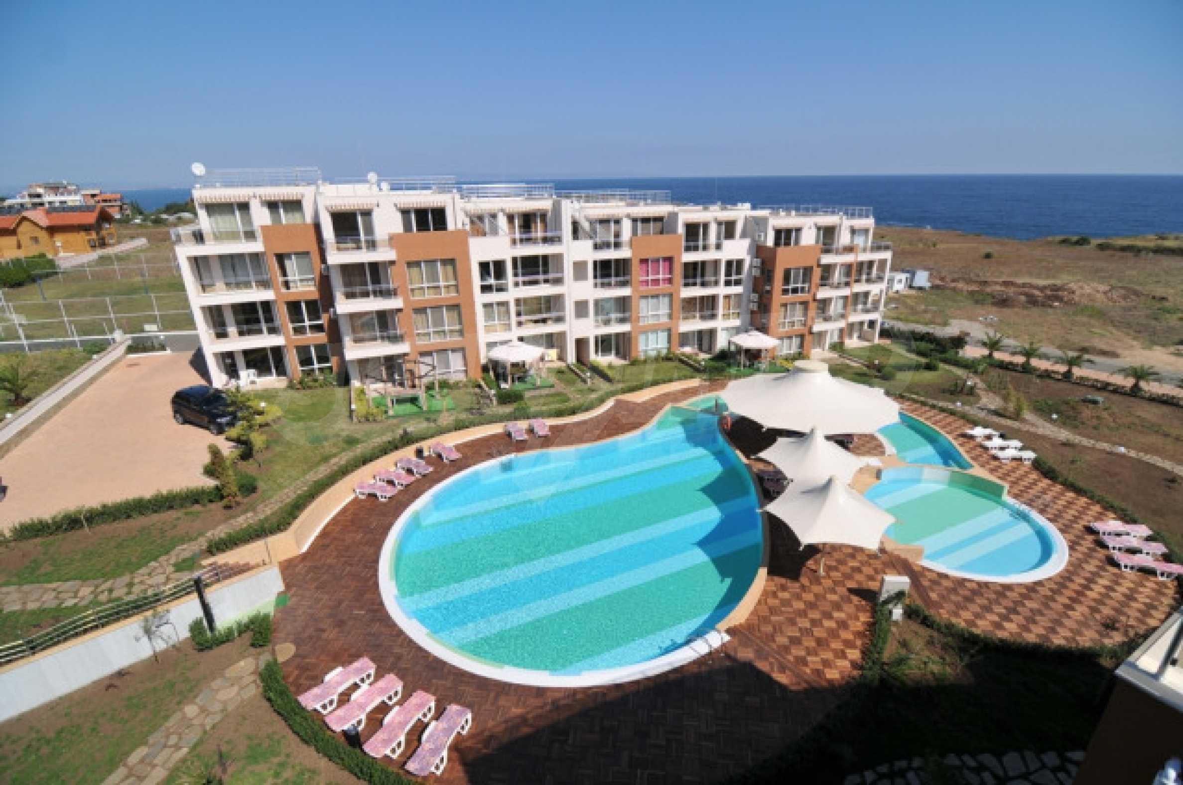 Комплекс Sunny Island в Черноморец 13