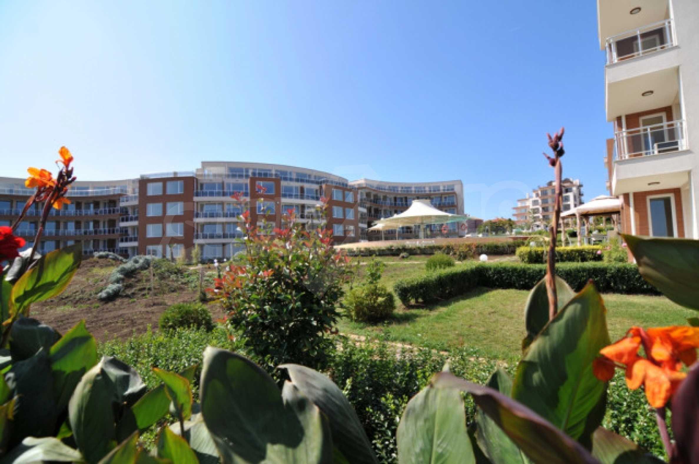 Комплекс Sunny Island в Черноморец 17