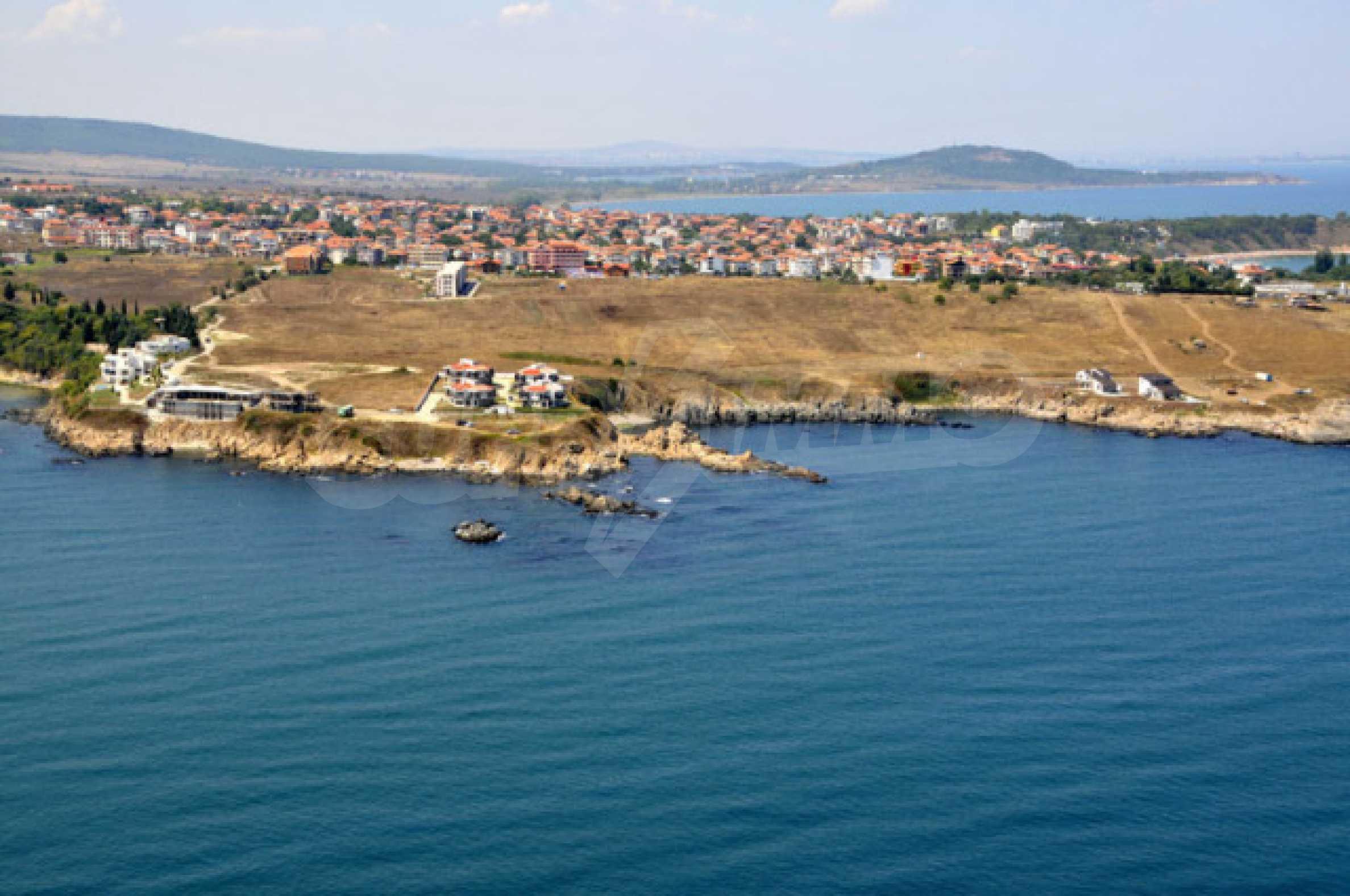Комплекс Sunny Island в Черноморец 38